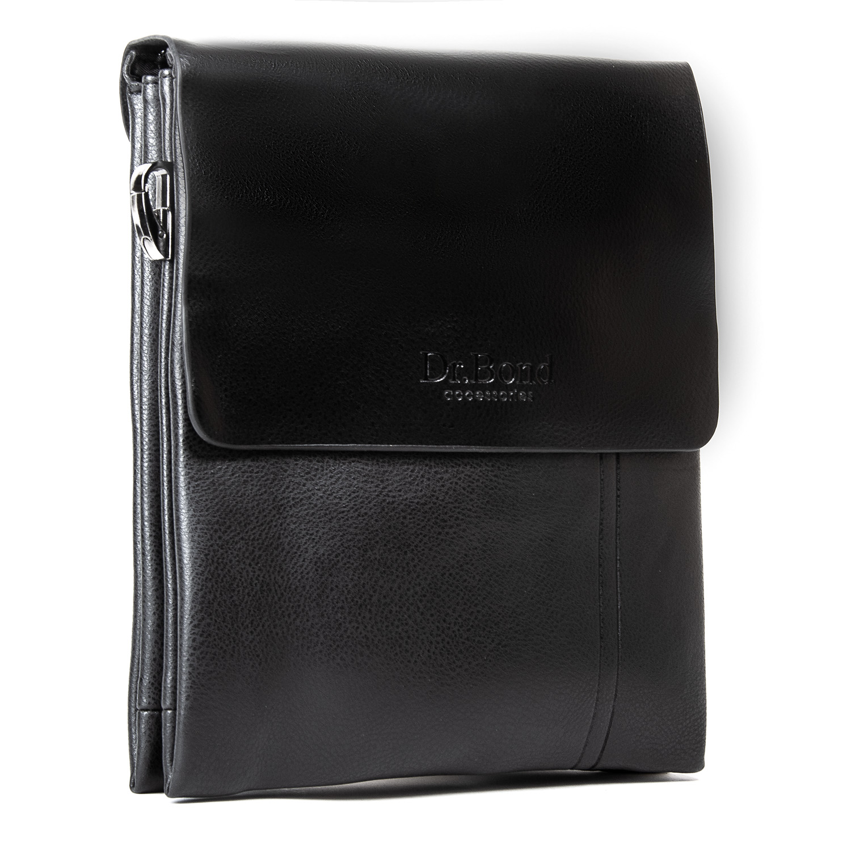 Сумка Мужская Планшет иск-кожа DR. BOND GL 210-3 black