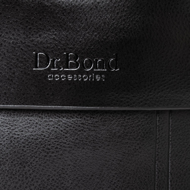 Сумка Мужская Планшет иск-кожа DR. BOND GL 210-3 black - фото 3