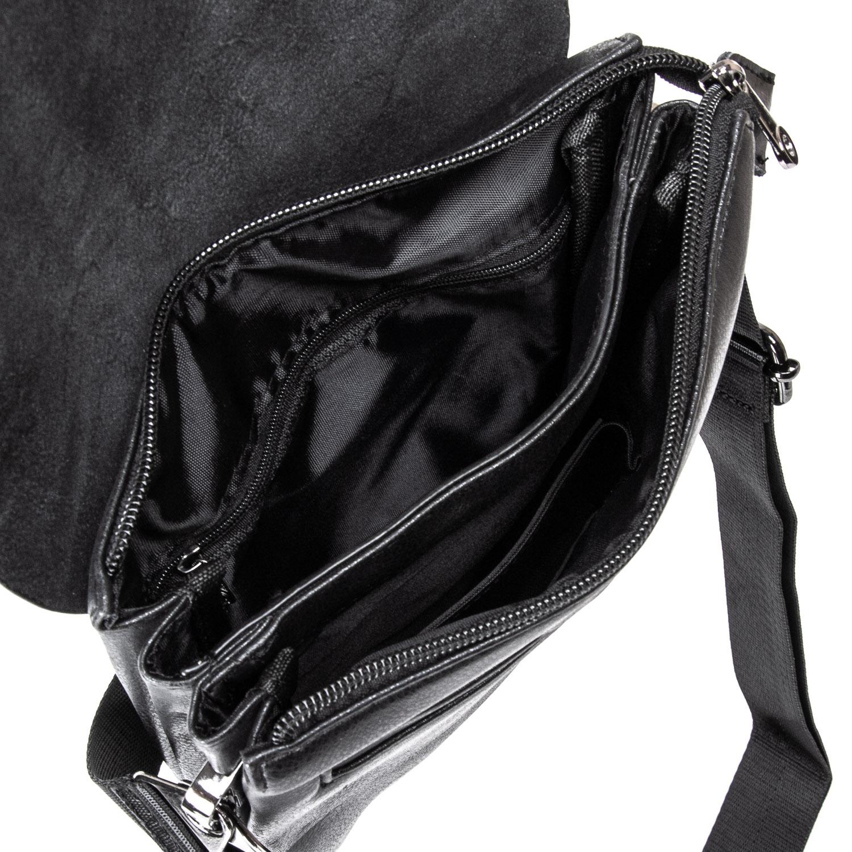Сумка Мужская Планшет иск-кожа DR. BOND GL 210-3 black - фото 5