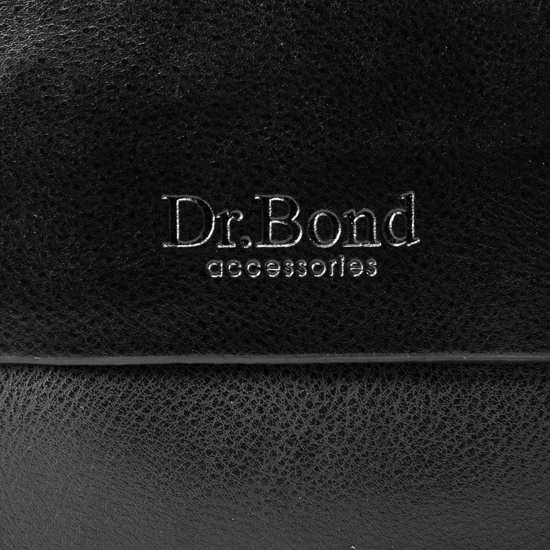 Сумка Мужская Планшет иск-кожа DR. BOND GL 314-3 black - фото 3