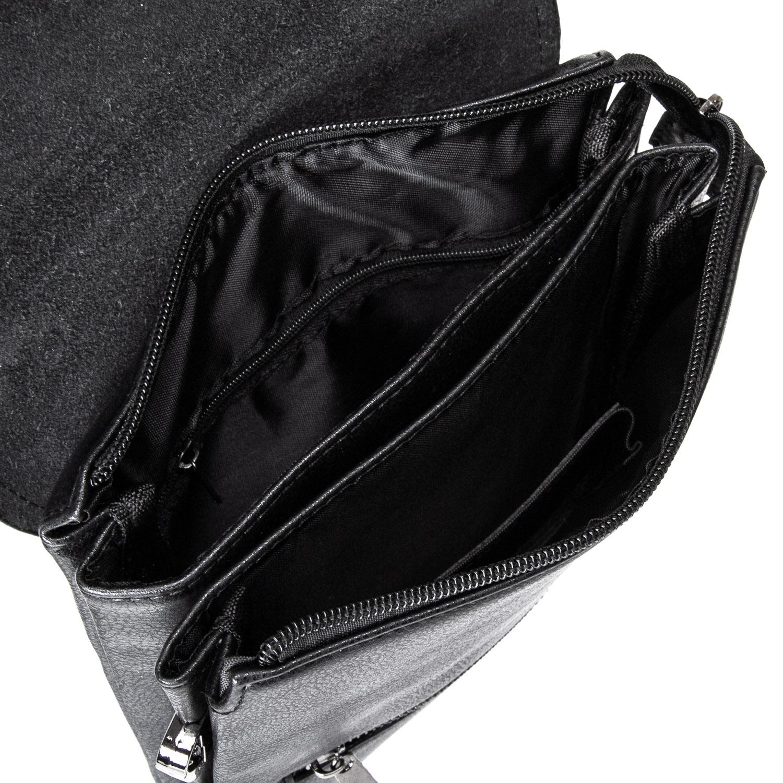 Сумка Мужская Планшет иск-кожа DR. BOND GL 213-3 black - фото 5