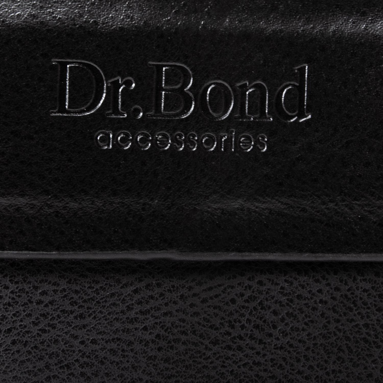 Сумка Мужская Планшет иск-кожа DR. BOND GL 309-0 black - фото 3