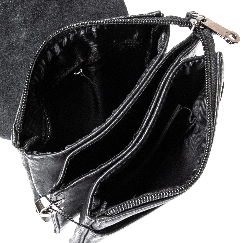 Сумка Мужская Планшет иск-кожа DR. BOND GL 309-0 black - фото 5