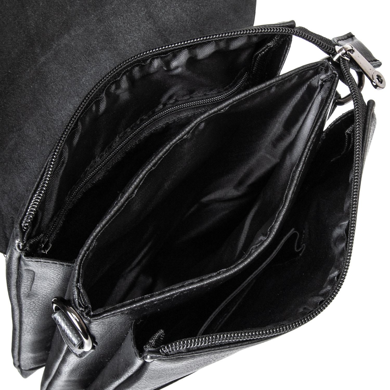Сумка Мужская Планшет иск-кожа DR. BOND GL 315-3 black - фото 5