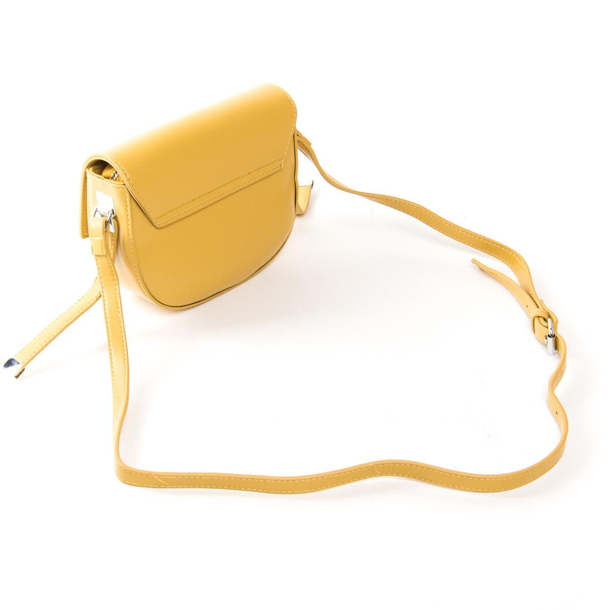 Сумка Женская Классическая иск-кожа FASHION 01-01 F3150 yellow - фото 4