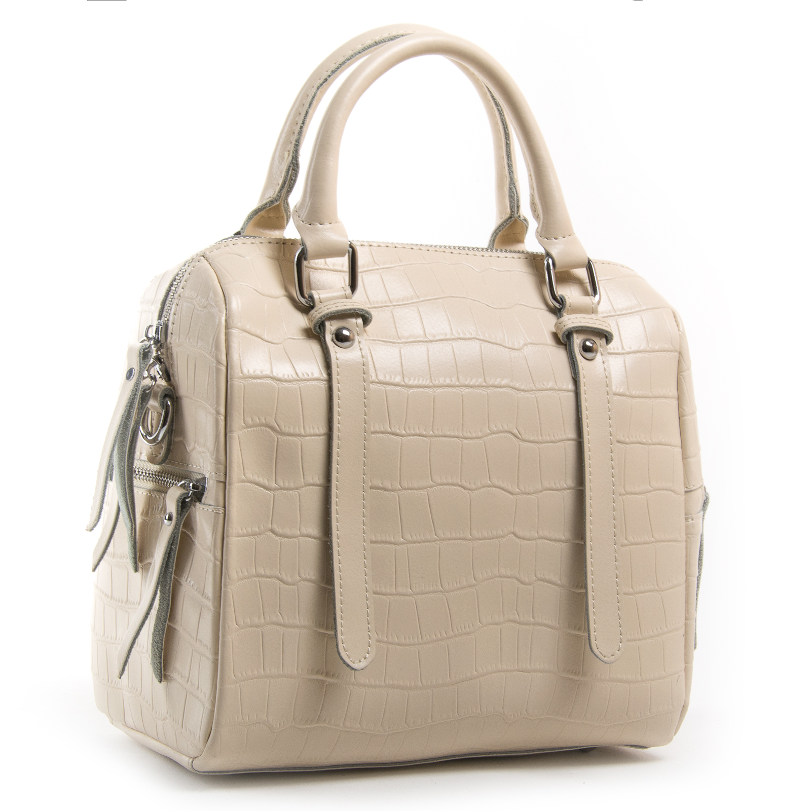 Сумка Женская Классическая кожа ALEX RAI 03-01 2234 beige