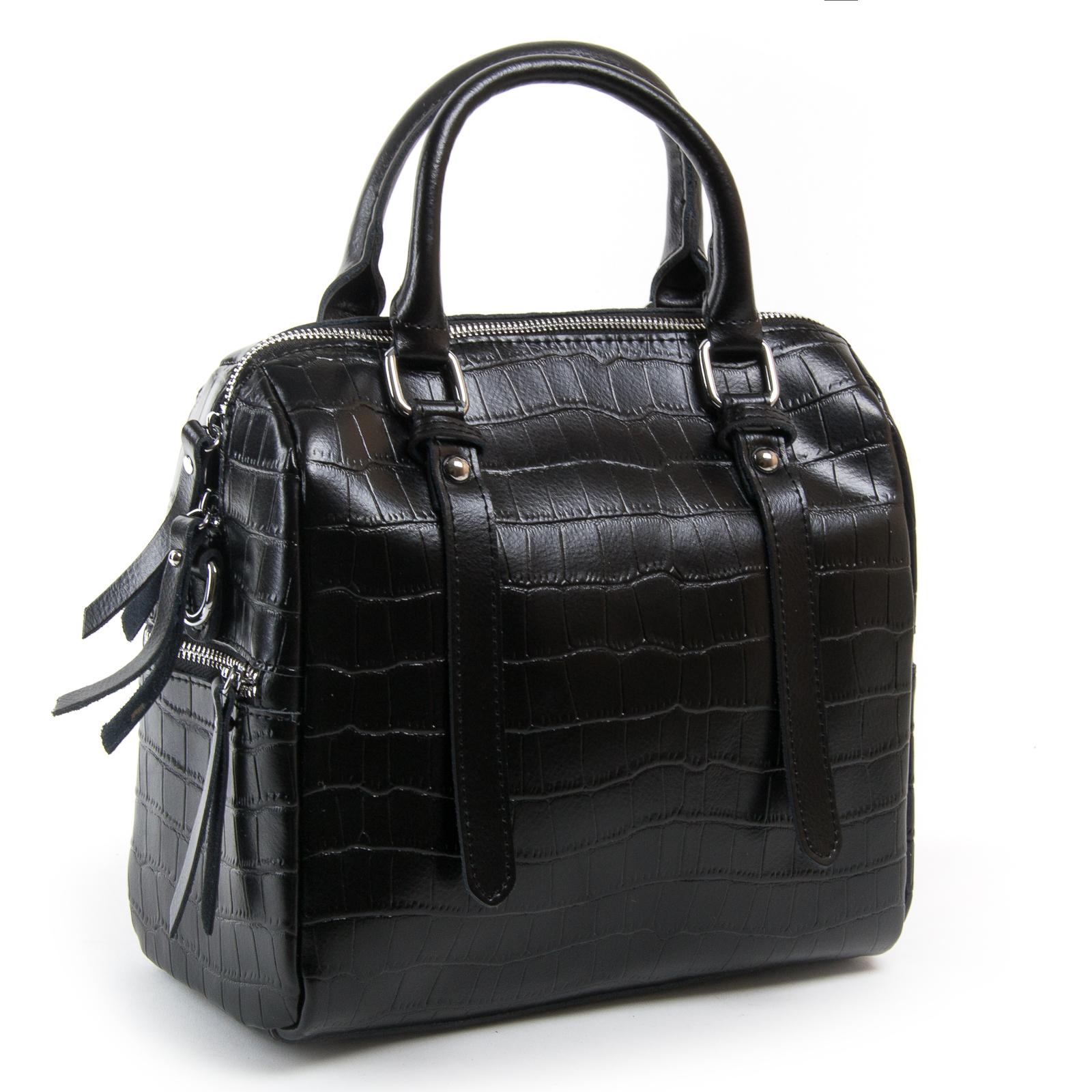 Сумка Женская Классическая кожа ALEX RAI 03-01 2234 black