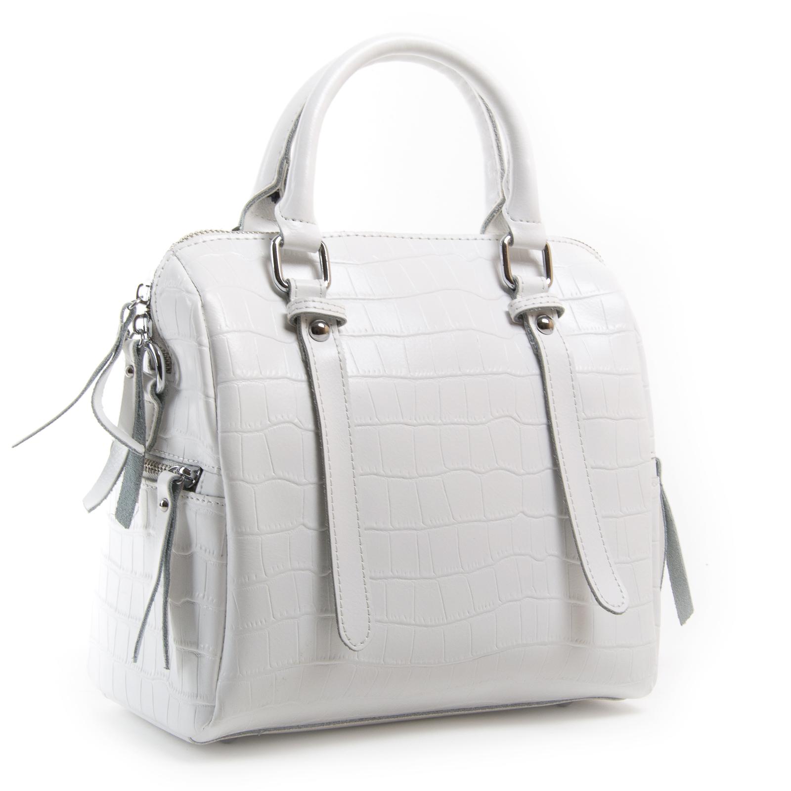 Сумка Женская Классическая кожа ALEX RAI 03-01 2234 white