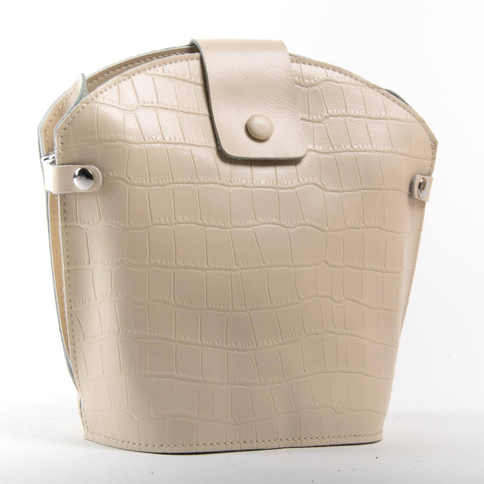 Сумка Женская Классическая кожа ALEX RAI 03-01 2237 beige
