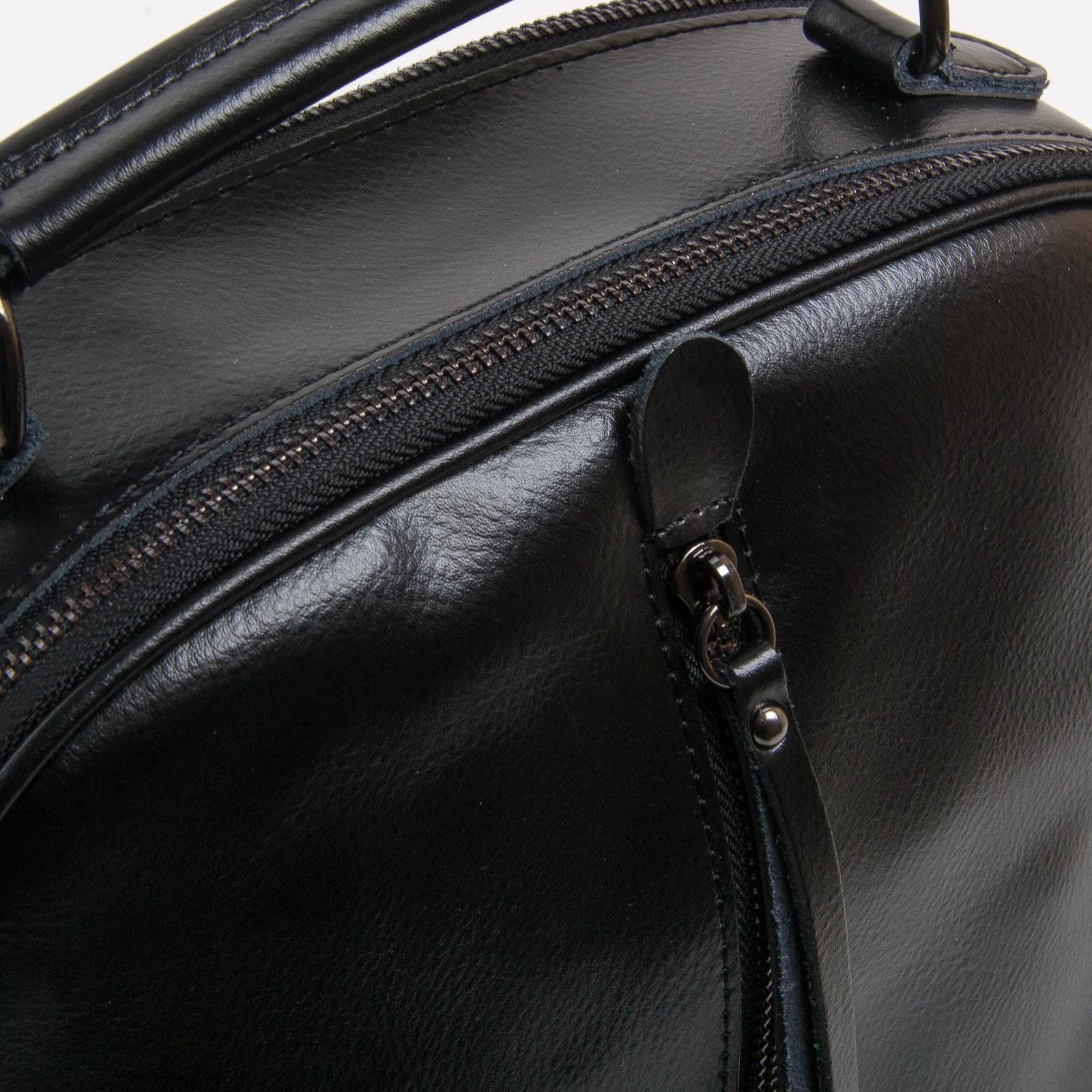 Сумка Женская Классическая кожа ALEX RAI 03-01 8694-3 black - фото 3