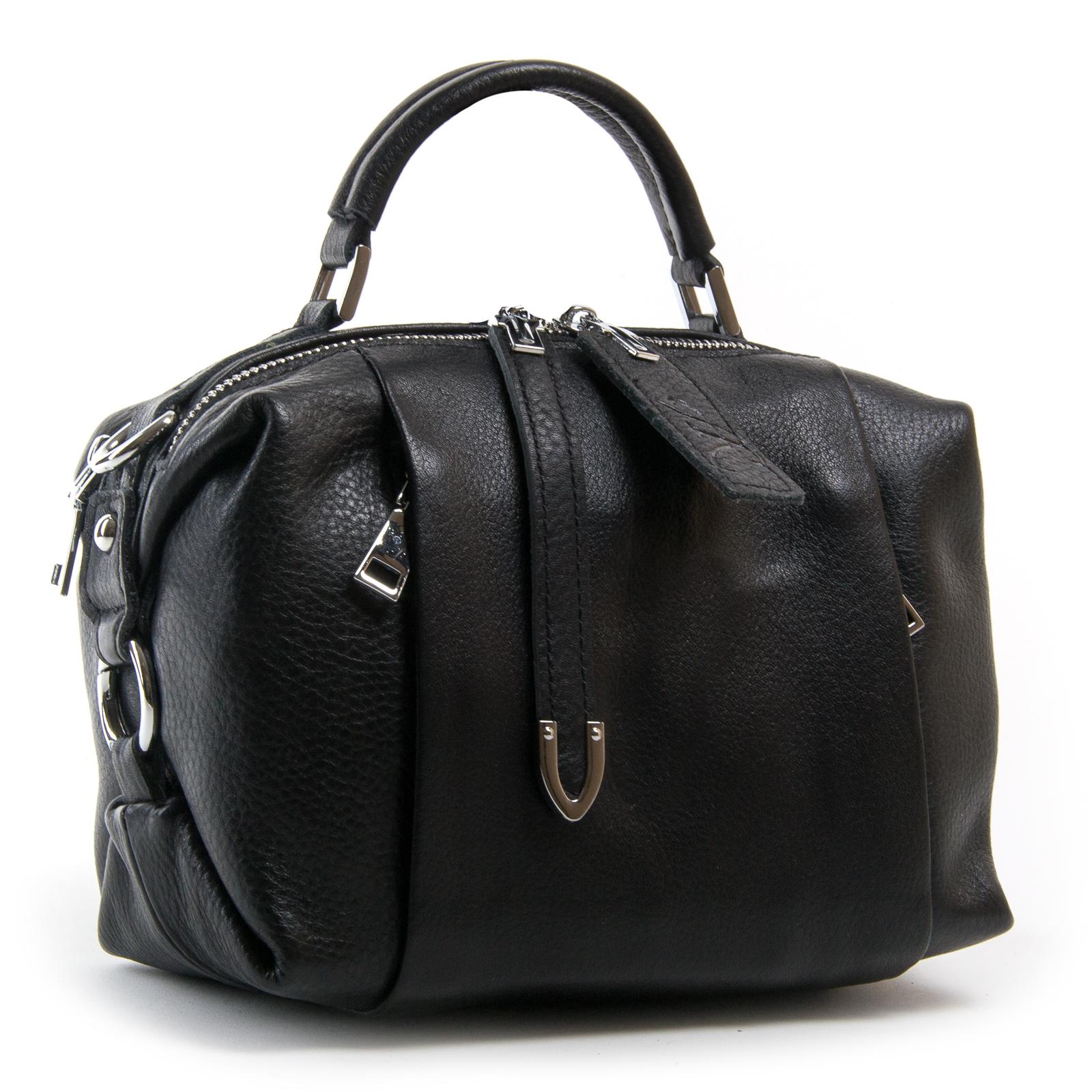 Сумка Женская Классическая кожа ALEX RAI 03-01 8762-9 black