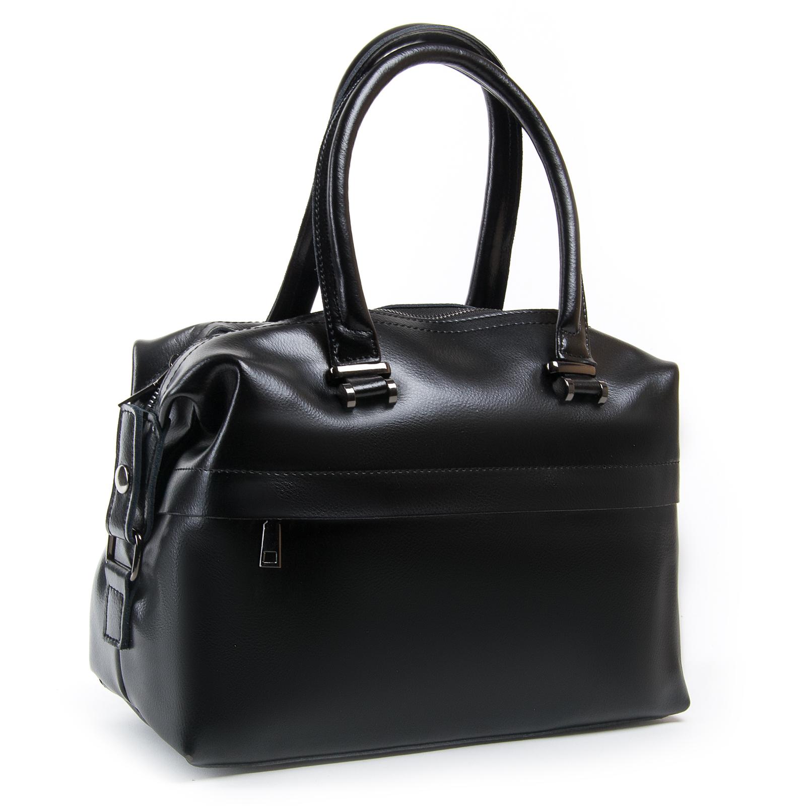 Сумка Женская Классическая кожа ALEX RAI 03-01 P1532 black