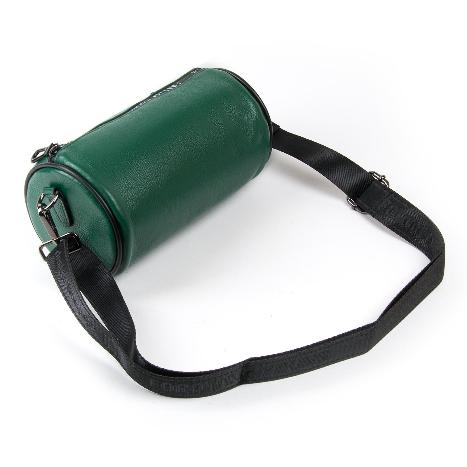 Сумка Женская Клатч кожа ALEX RAI 1-02 39030-12 green - фото 3