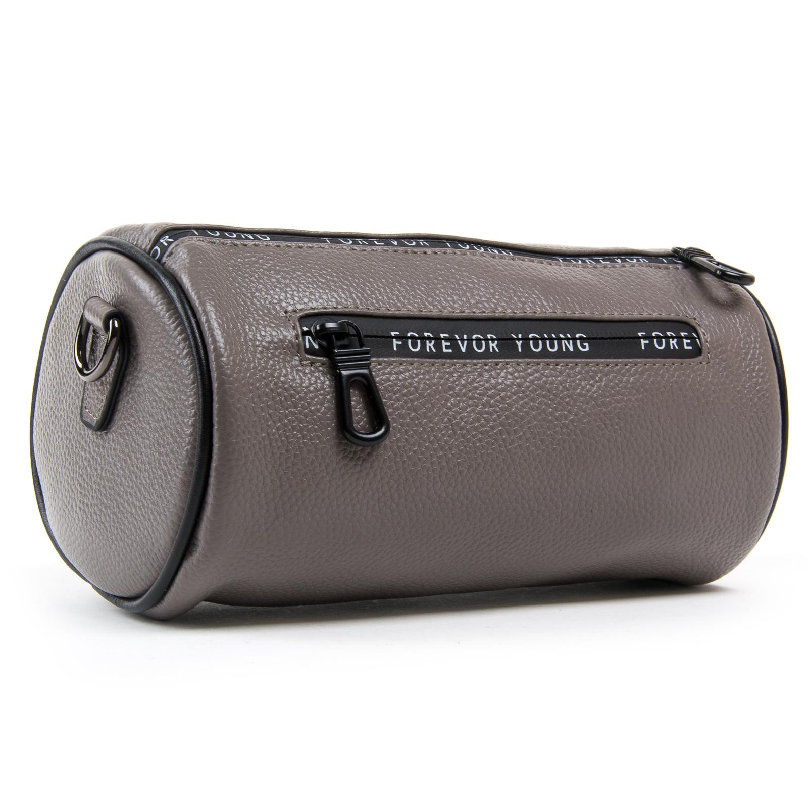 Сумка Женская Клатч кожа ALEX RAI 1-02 39030-7 grey