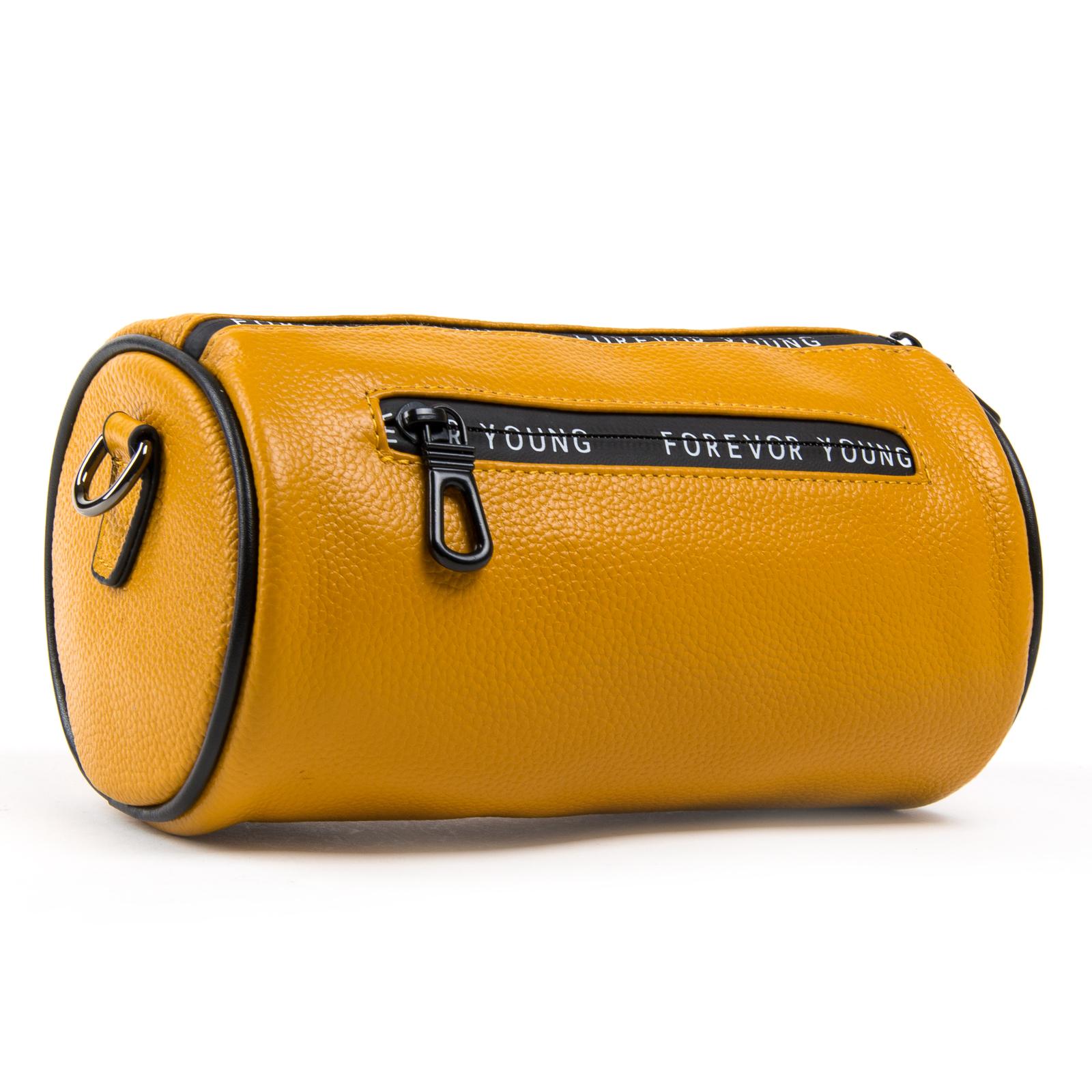 Сумка Женская Клатч кожа ALEX RAI 1-02 39030-9 yellow