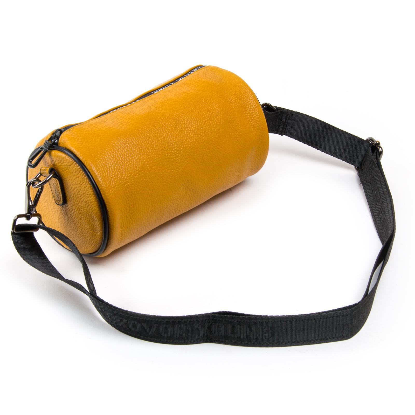 Сумка Женская Клатч кожа ALEX RAI 1-02 39030-9 yellow - фото 3