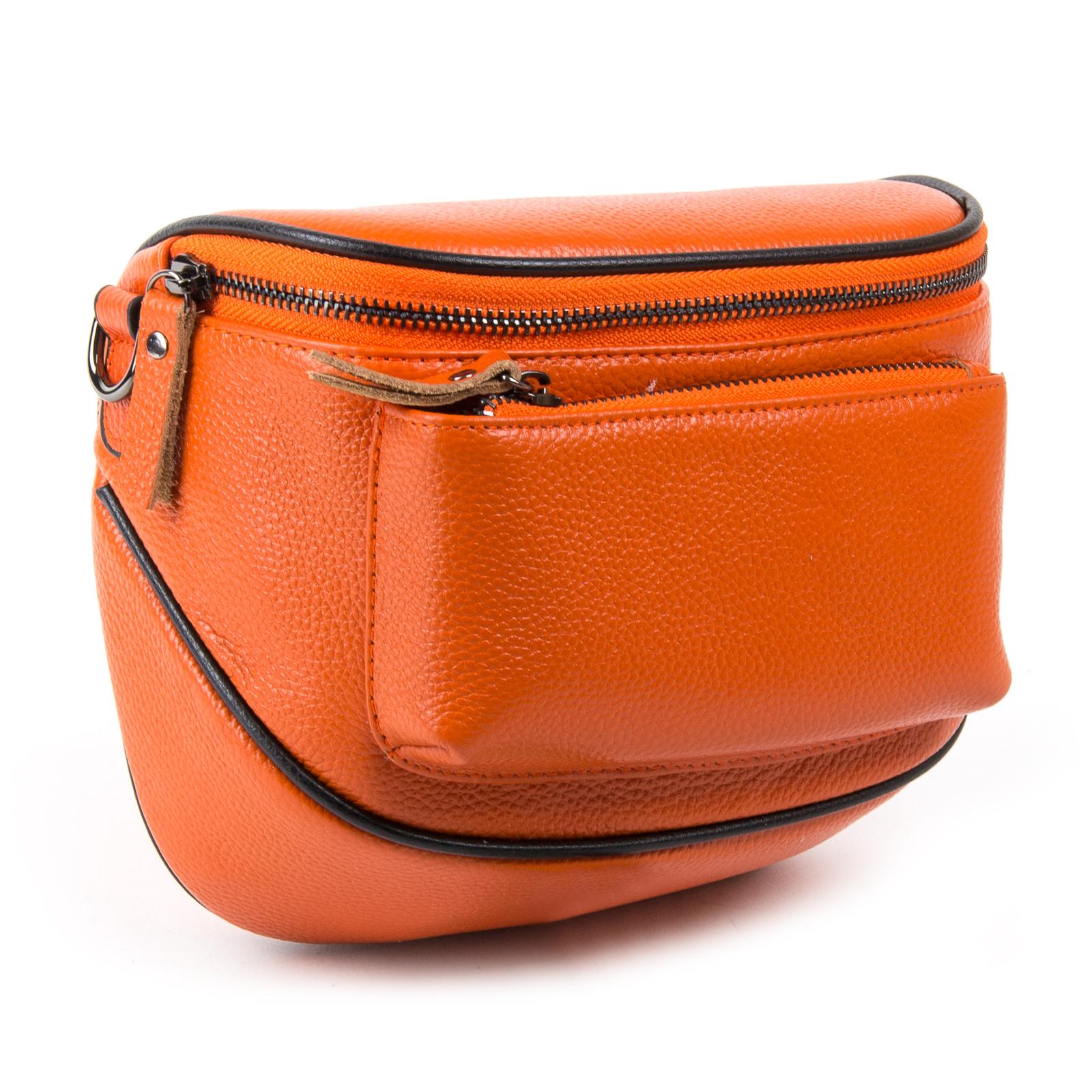 Сумка Женская Клатч кожа ALEX RAI 1-02 39031-10 orange
