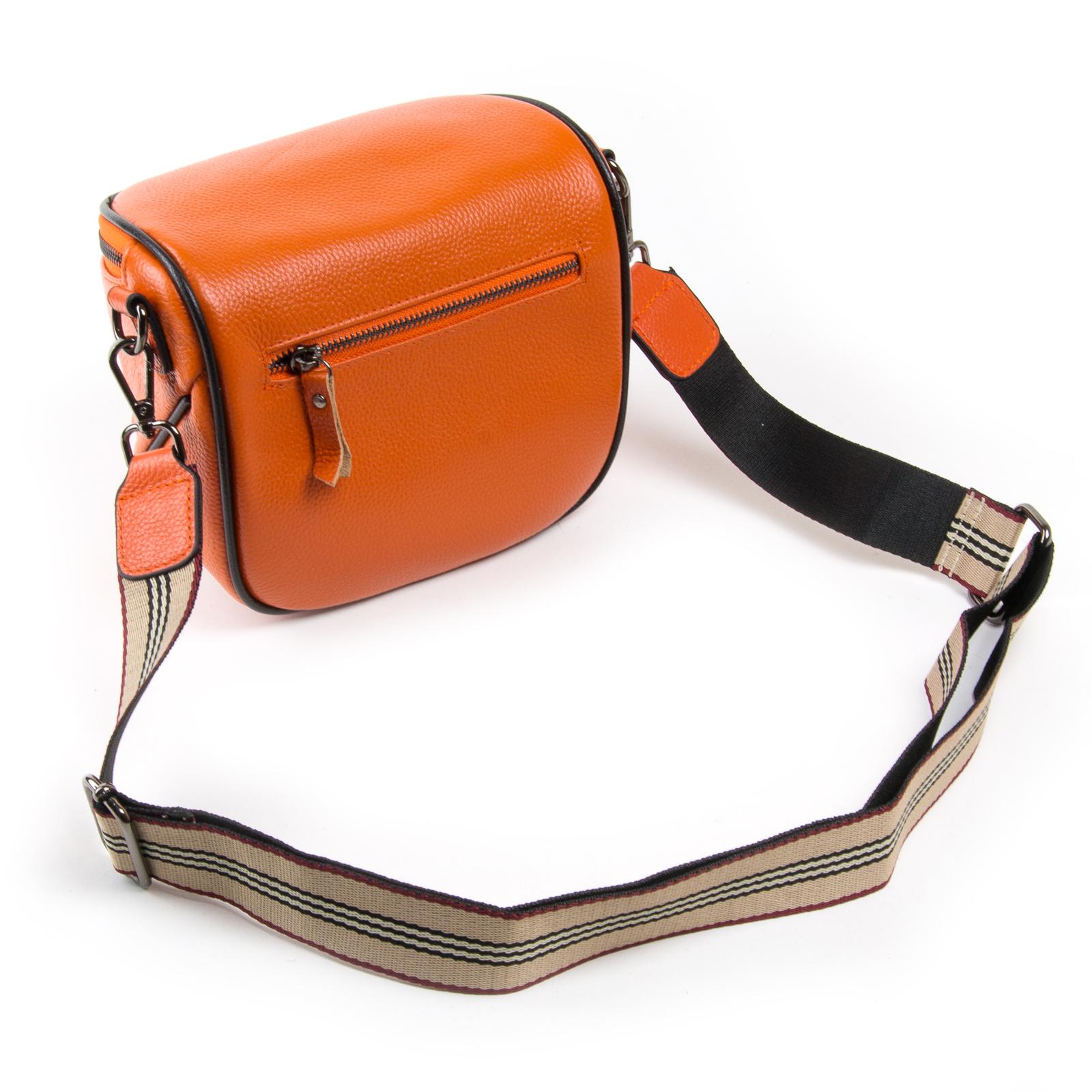 Сумка Женская Клатч кожа ALEX RAI 1-02 39031-10 orange - фото 3