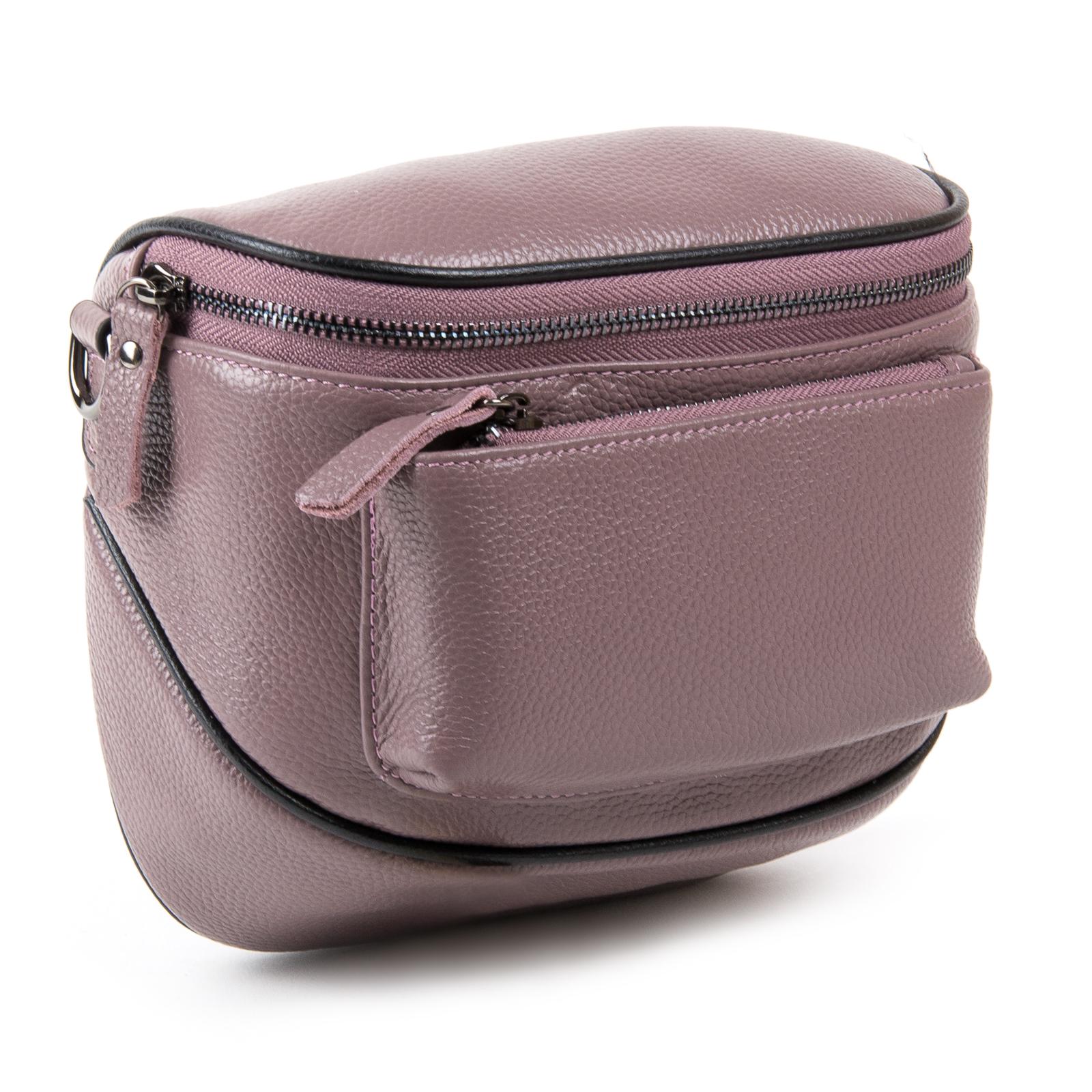 Сумка Женская Клатч кожа ALEX RAI 1-02 39031-3 purple