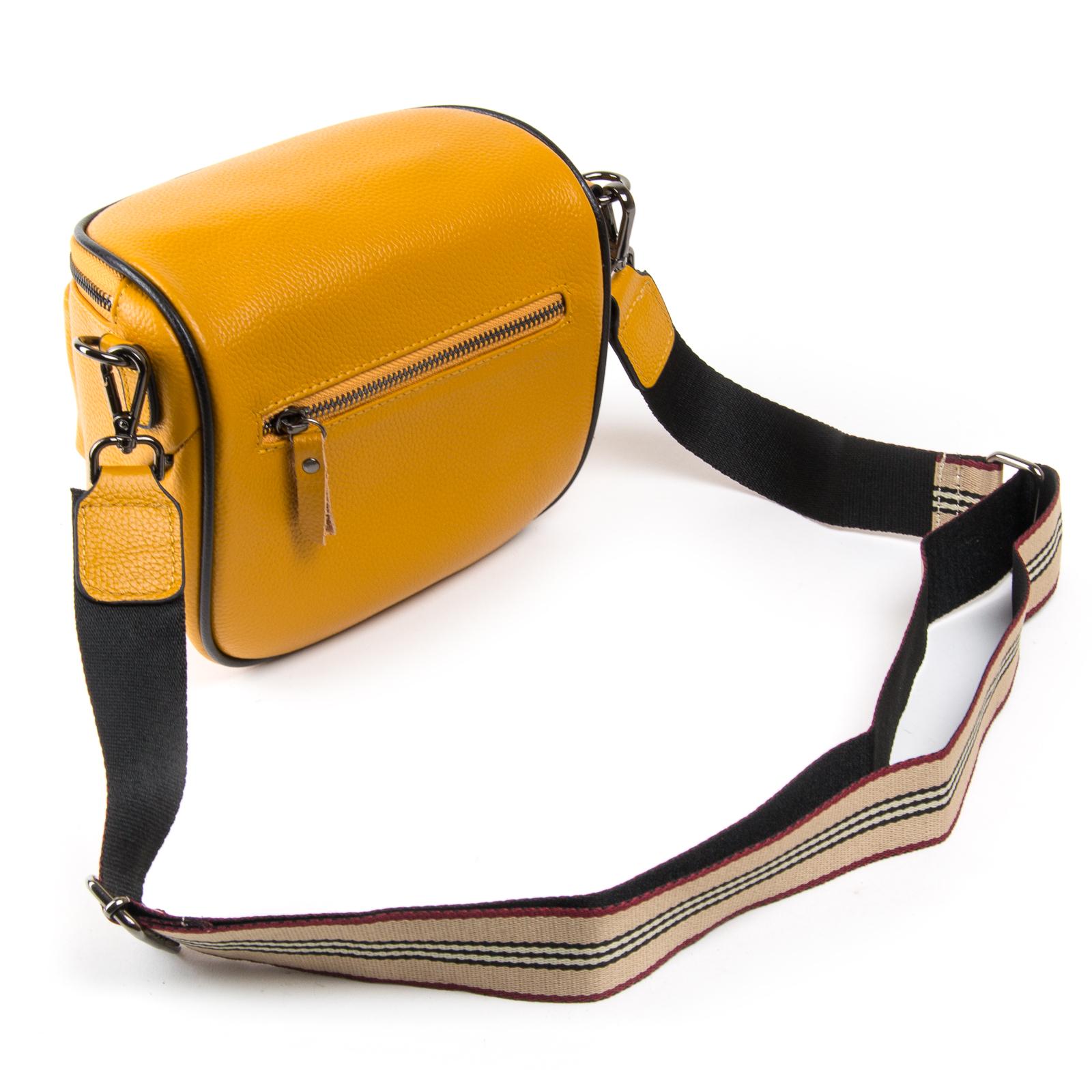 Сумка Женская Клатч кожа ALEX RAI 1-02 39031-9 yellow - фото 3