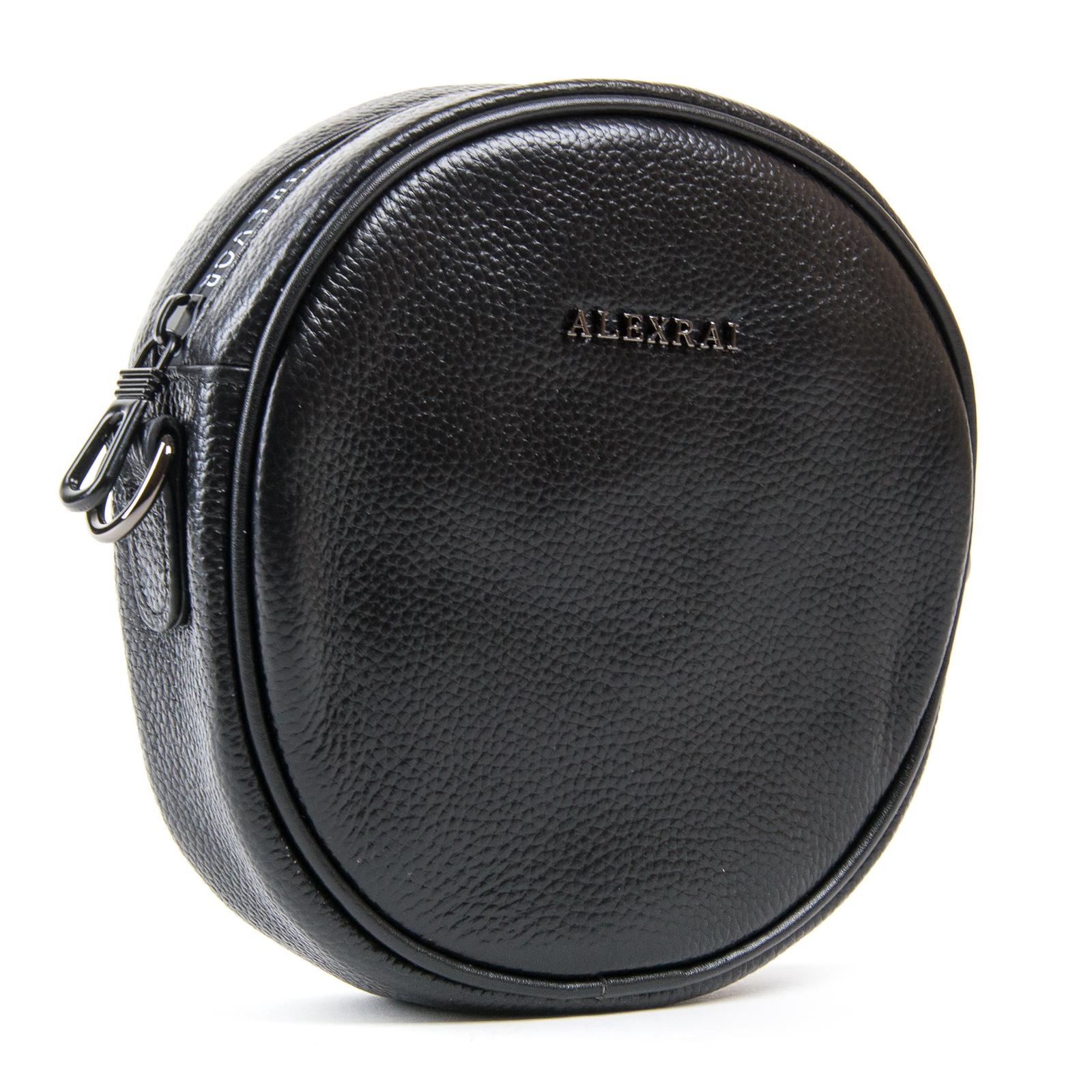 Сумка Женская Клатч кожа ALEX RAI 1-02 39032-1 black