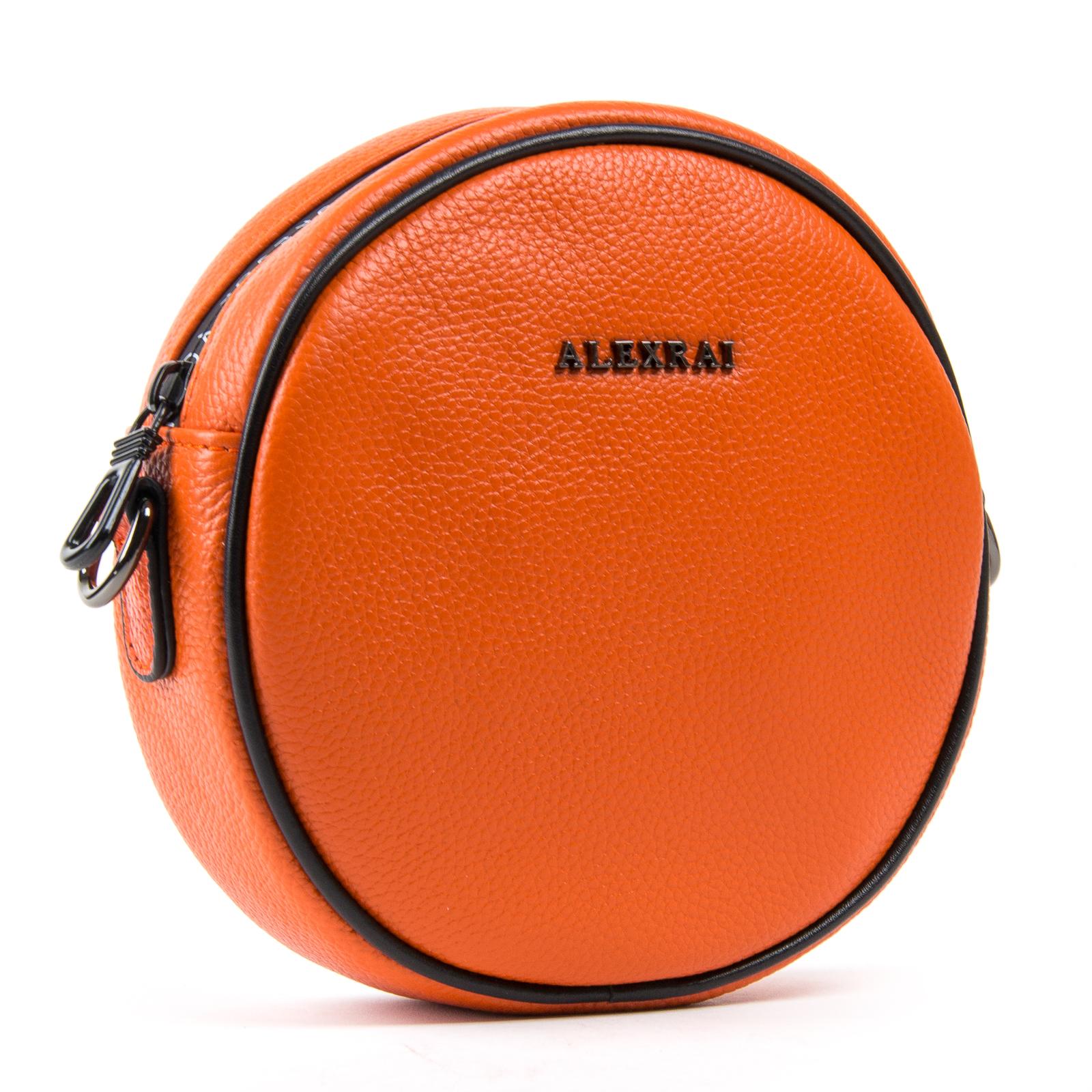 Сумка Женская Клатч кожа ALEX RAI 1-02 39032-10 orange