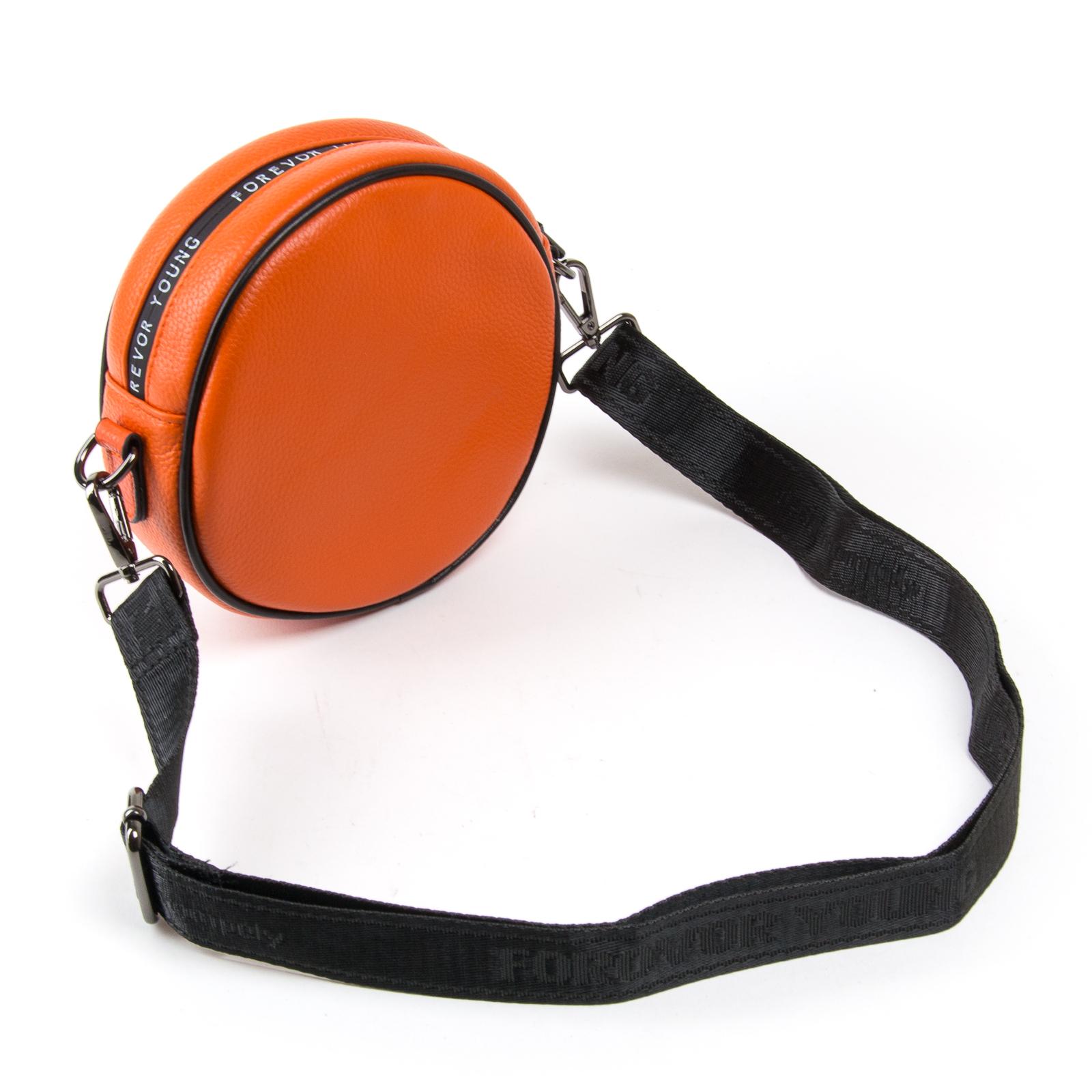 Сумка Женская Клатч кожа ALEX RAI 1-02 39032-10 orange - фото 3