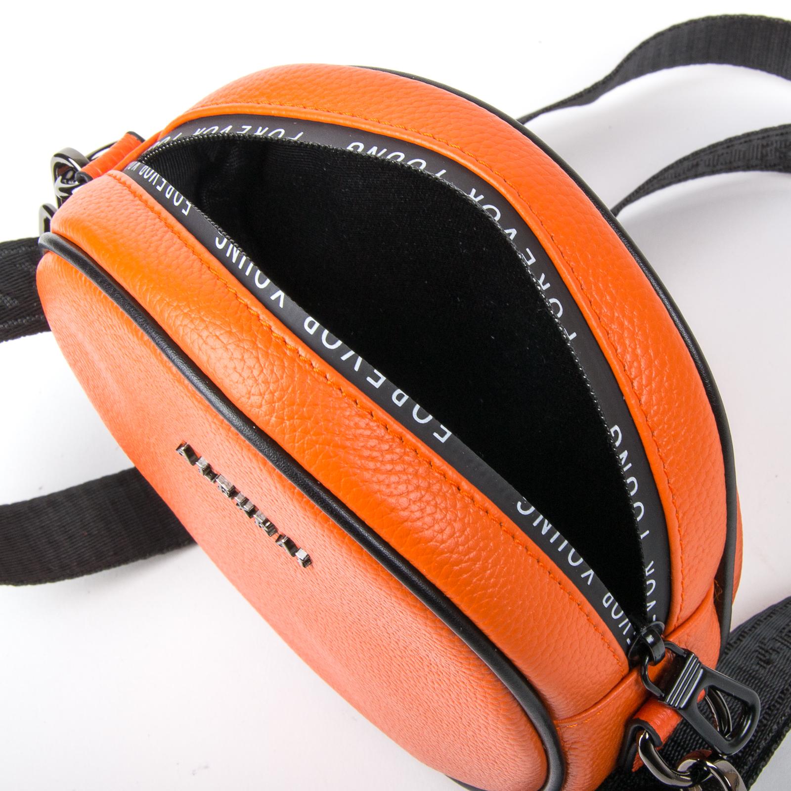 Сумка Женская Клатч кожа ALEX RAI 1-02 39032-10 orange - фото 4