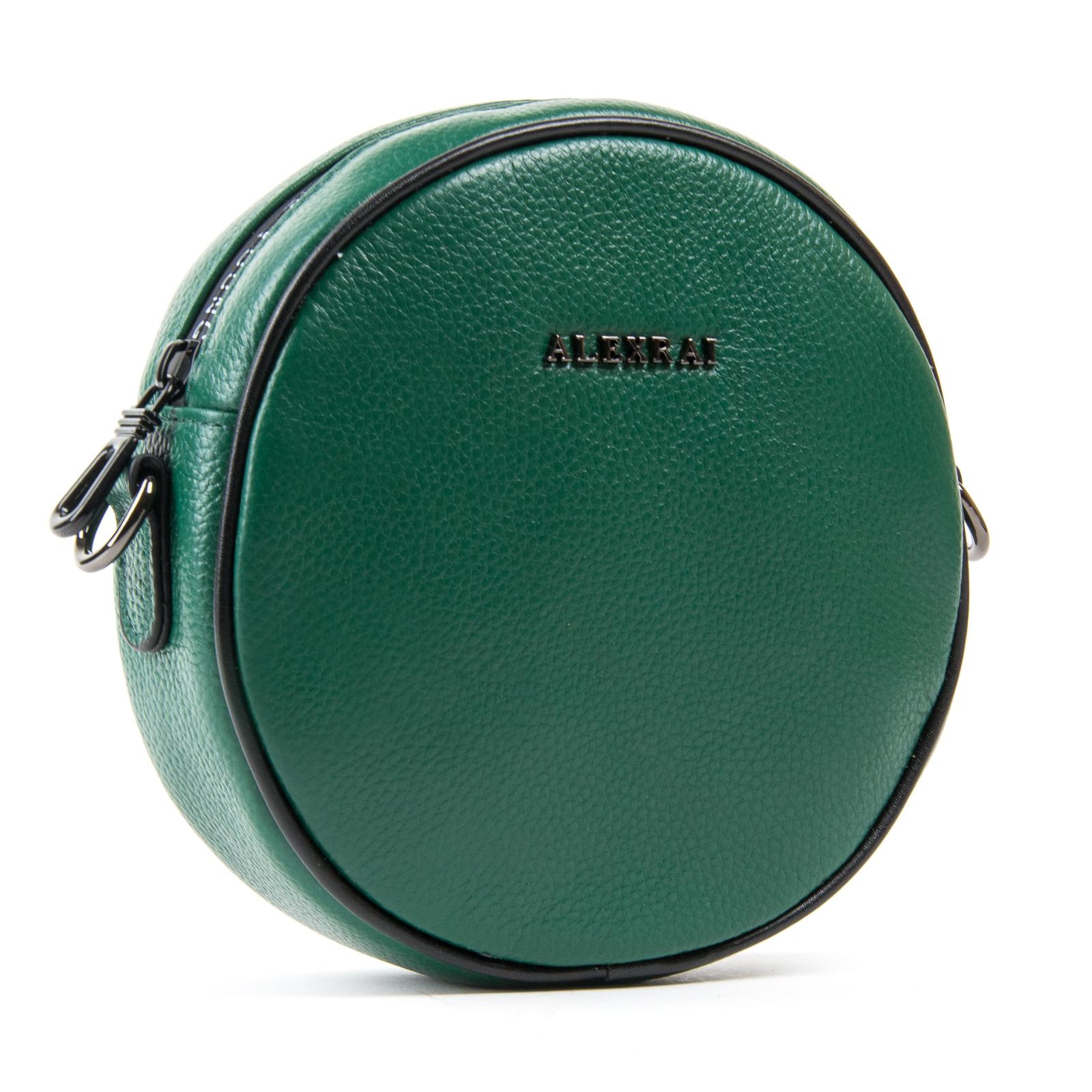 Сумка Женская Клатч кожа ALEX RAI 1-02 39032-12 green