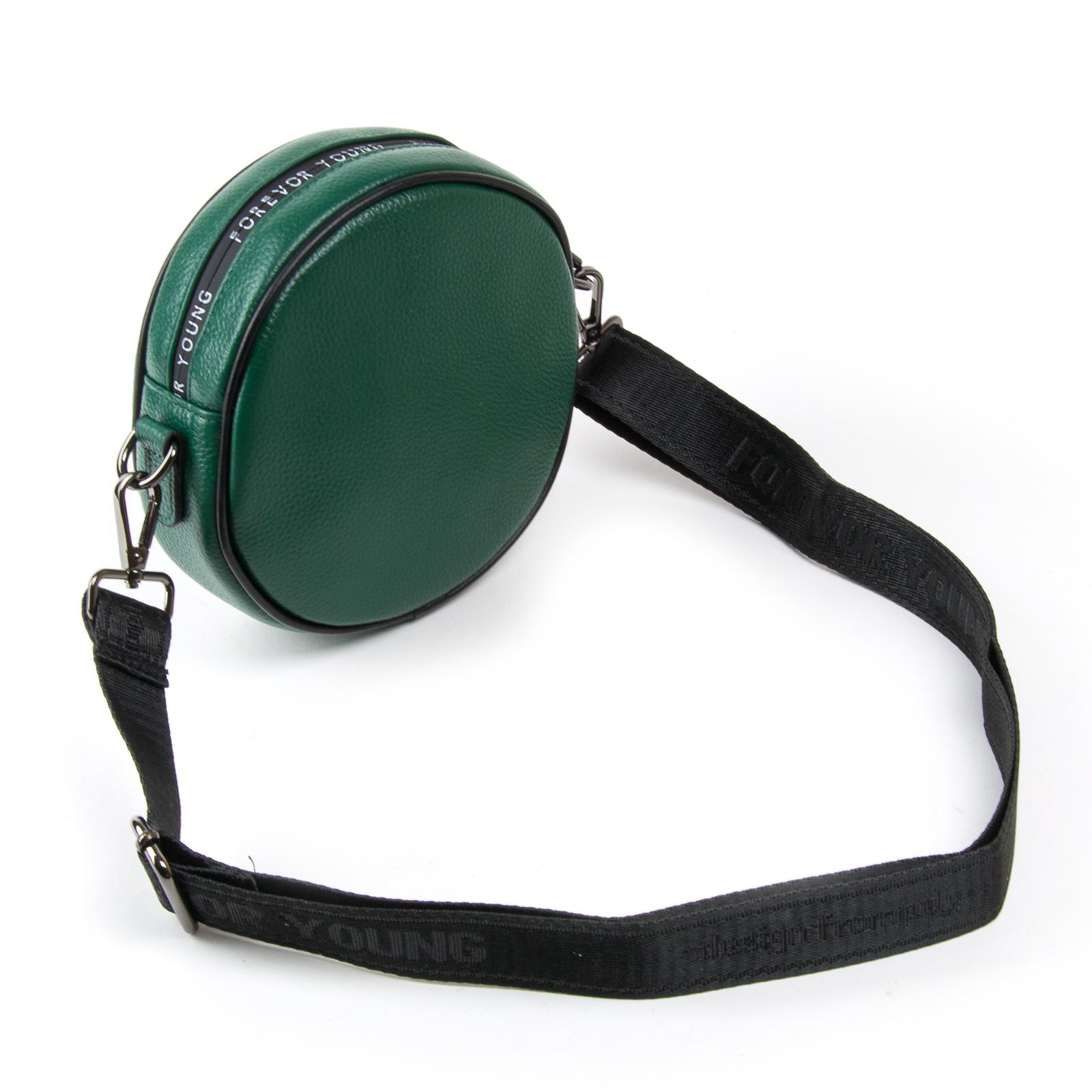 Сумка Женская Клатч кожа ALEX RAI 1-02 39032-12 green - фото 3