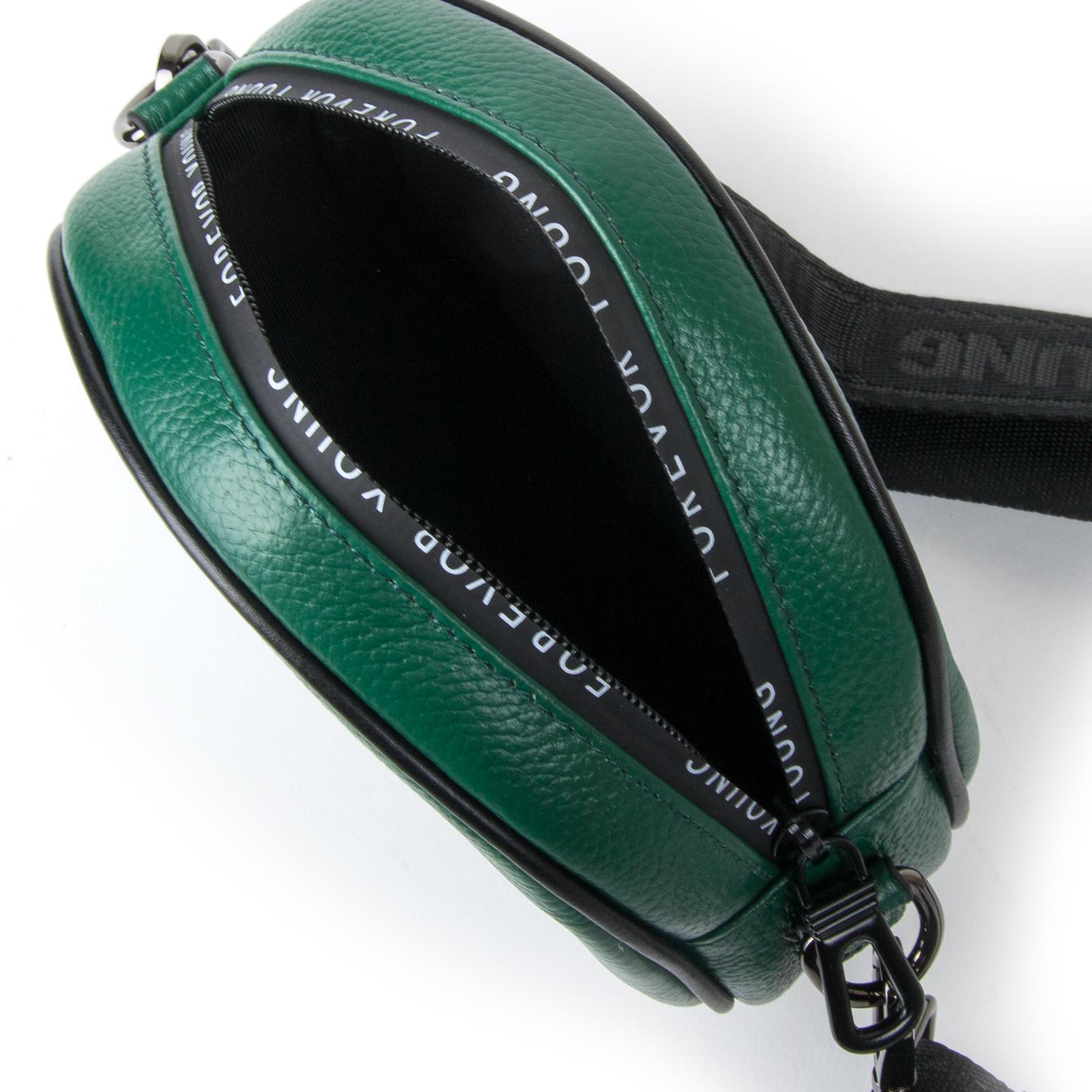 Сумка Женская Клатч кожа ALEX RAI 1-02 39032-12 green - фото 4