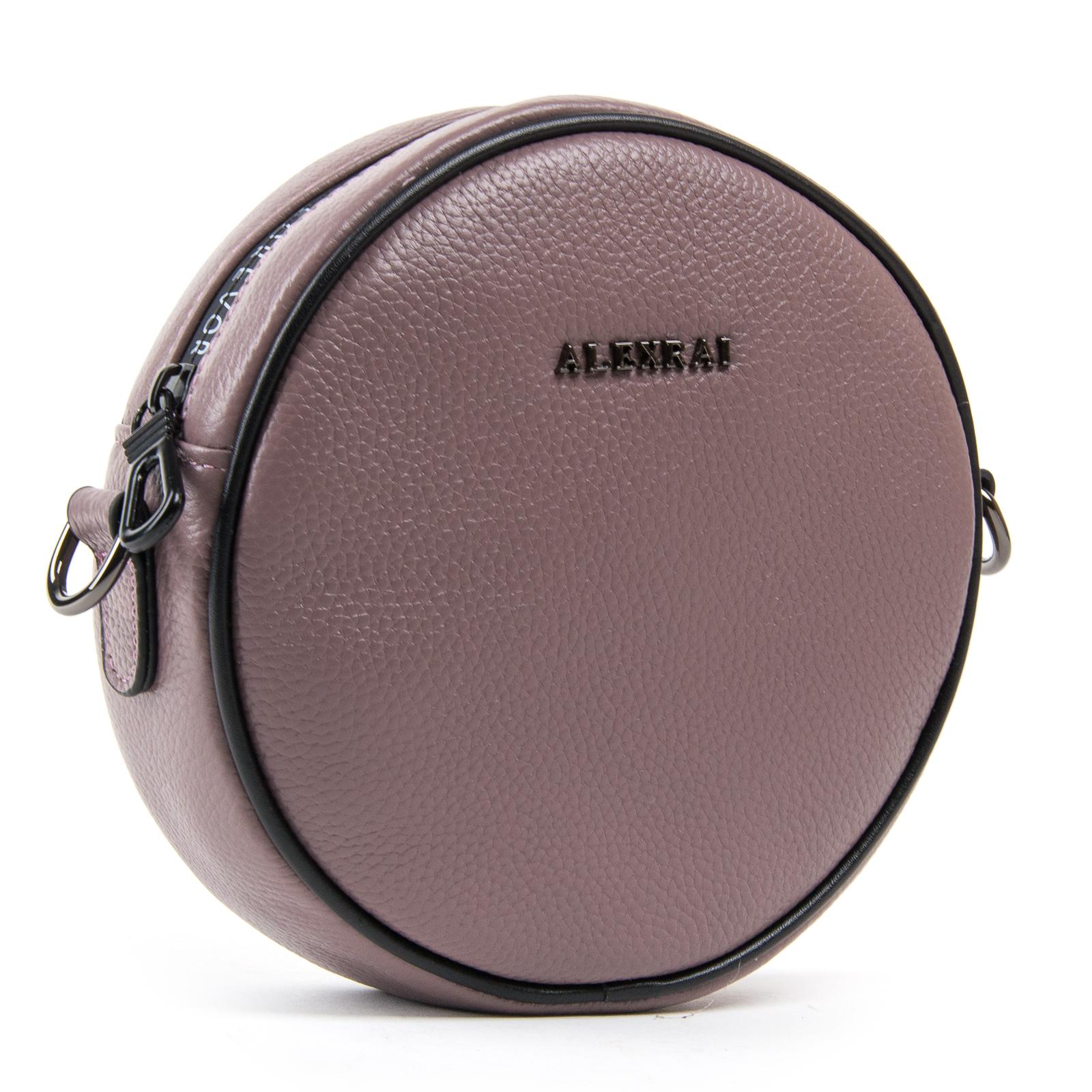 Сумка Женская Клатч кожа ALEX RAI 1-02 39032-3 purple