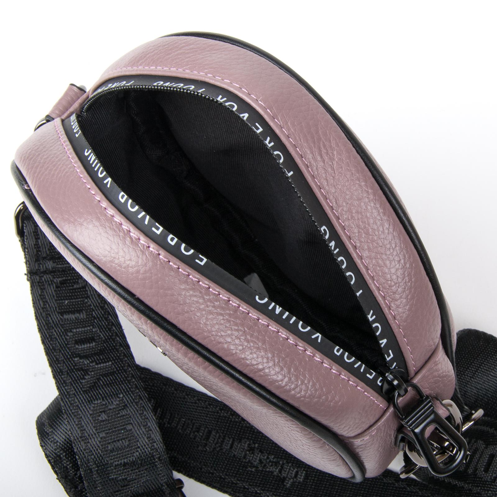 Сумка Женская Клатч кожа ALEX RAI 1-02 39032-3 purple - фото 4