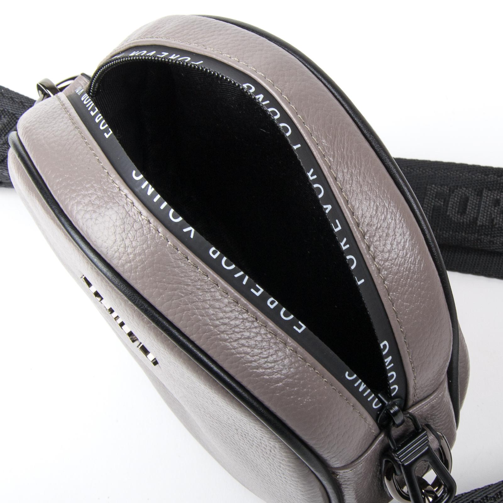 Сумка Женская Клатч кожа ALEX RAI 1-02 39032-7 grey - фото 4