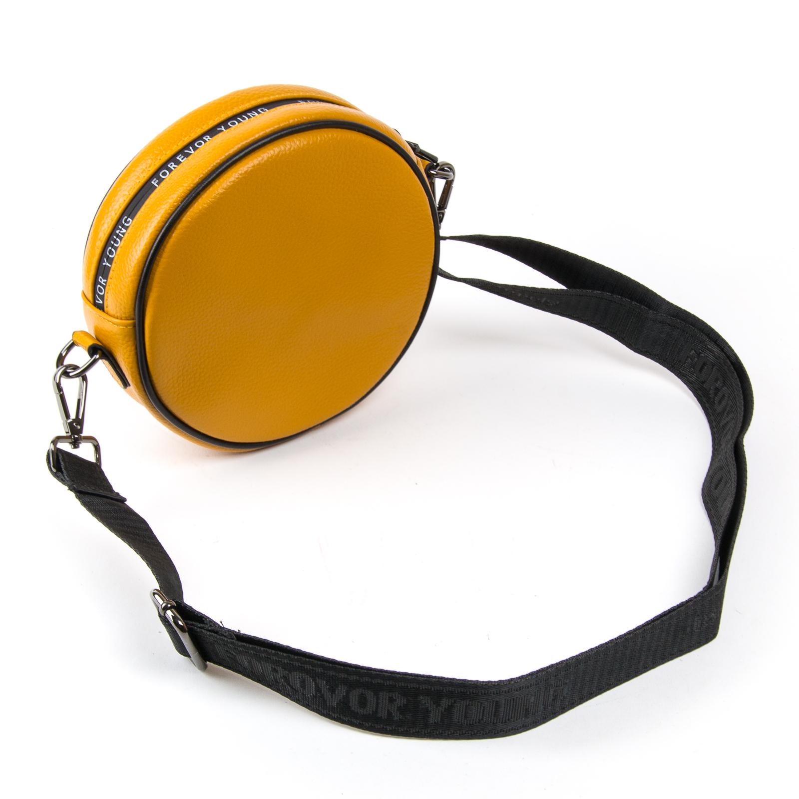 Сумка Женская Клатч кожа ALEX RAI 1-02 39032-9 yellow - фото 3