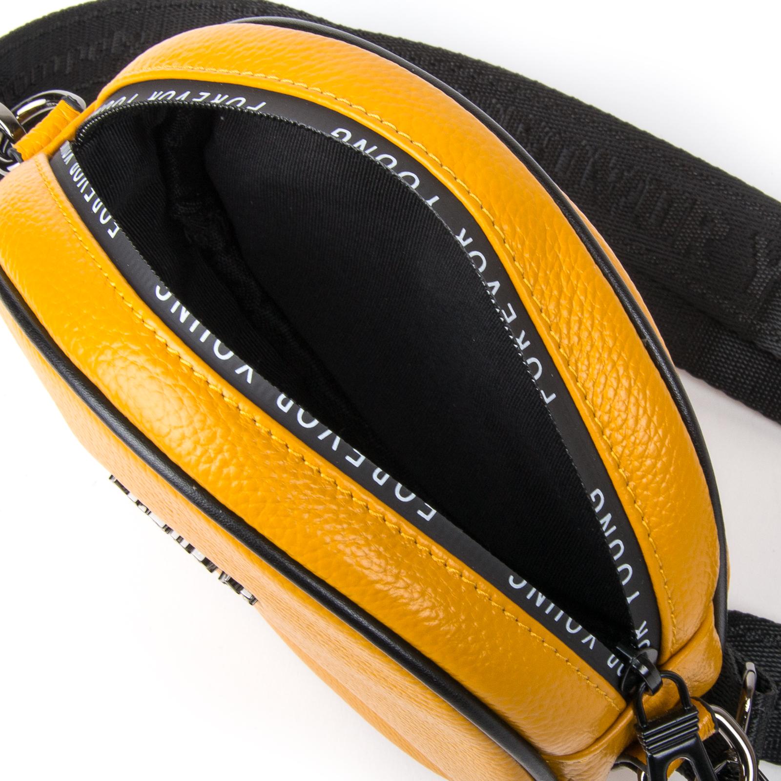 Сумка Женская Клатч кожа ALEX RAI 1-02 39032-9 yellow - фото 4
