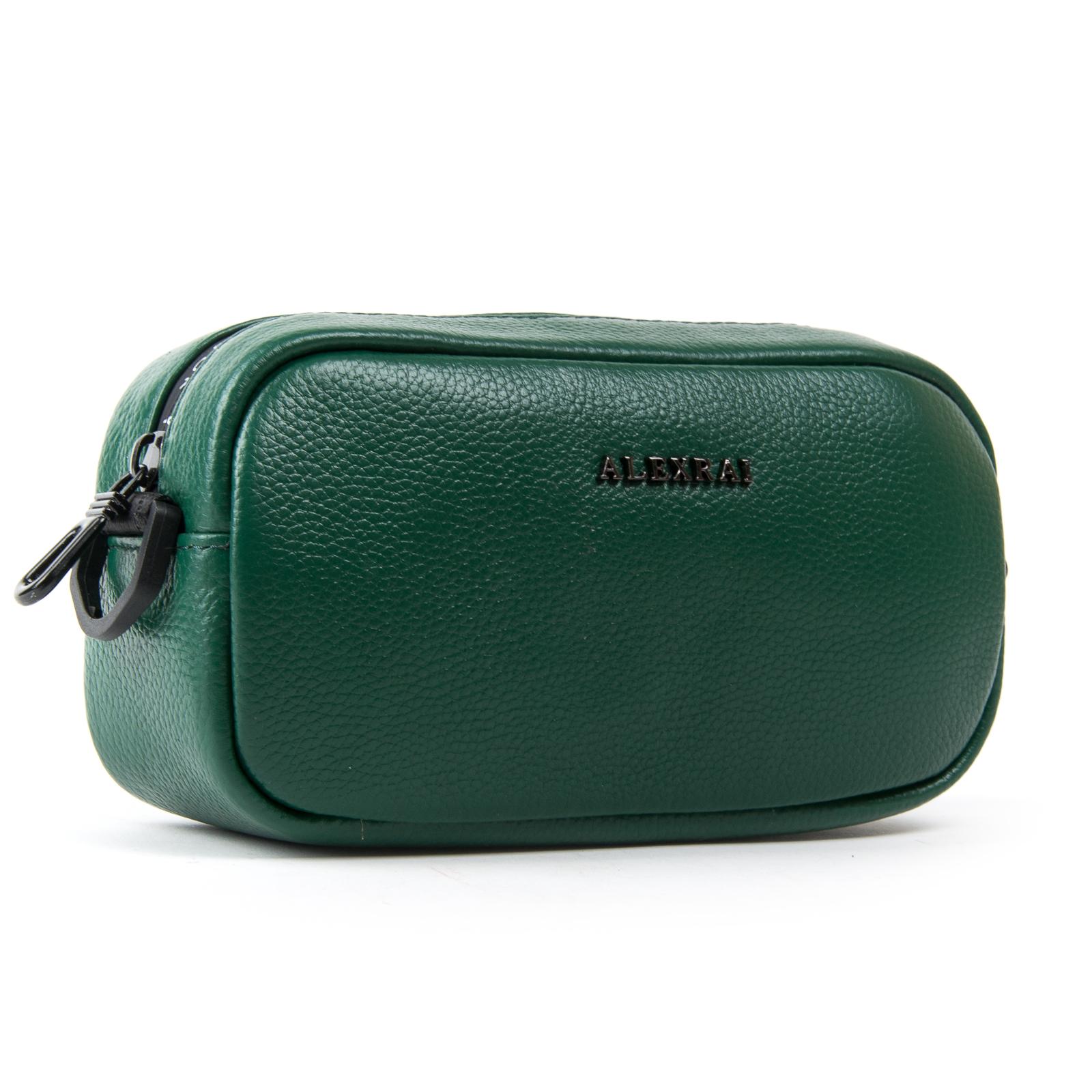 Сумка Женская Клатч кожа ALEX RAI 1-02 60062-12 green