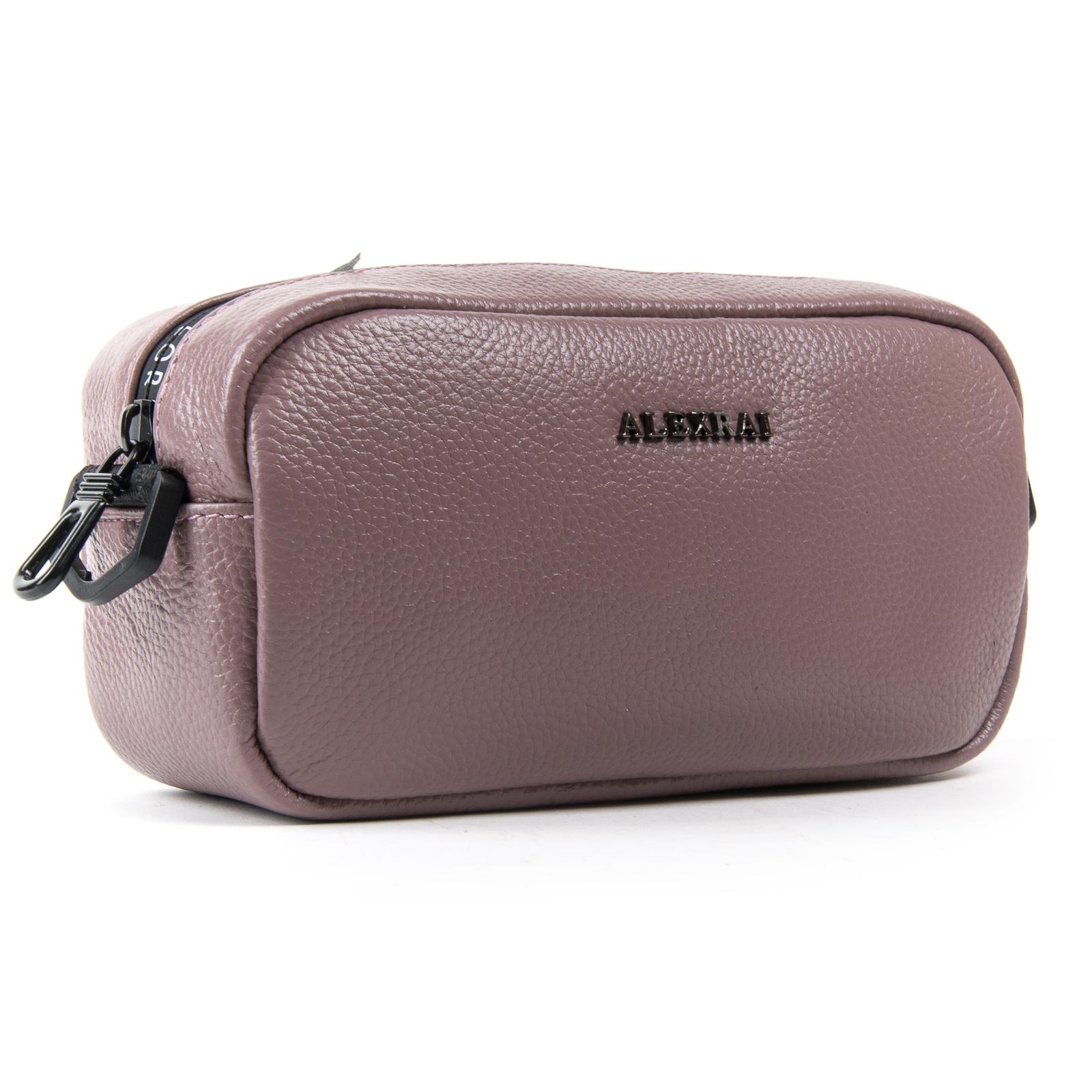 Сумка Женская Клатч кожа ALEX RAI 1-02 60062-3 purple