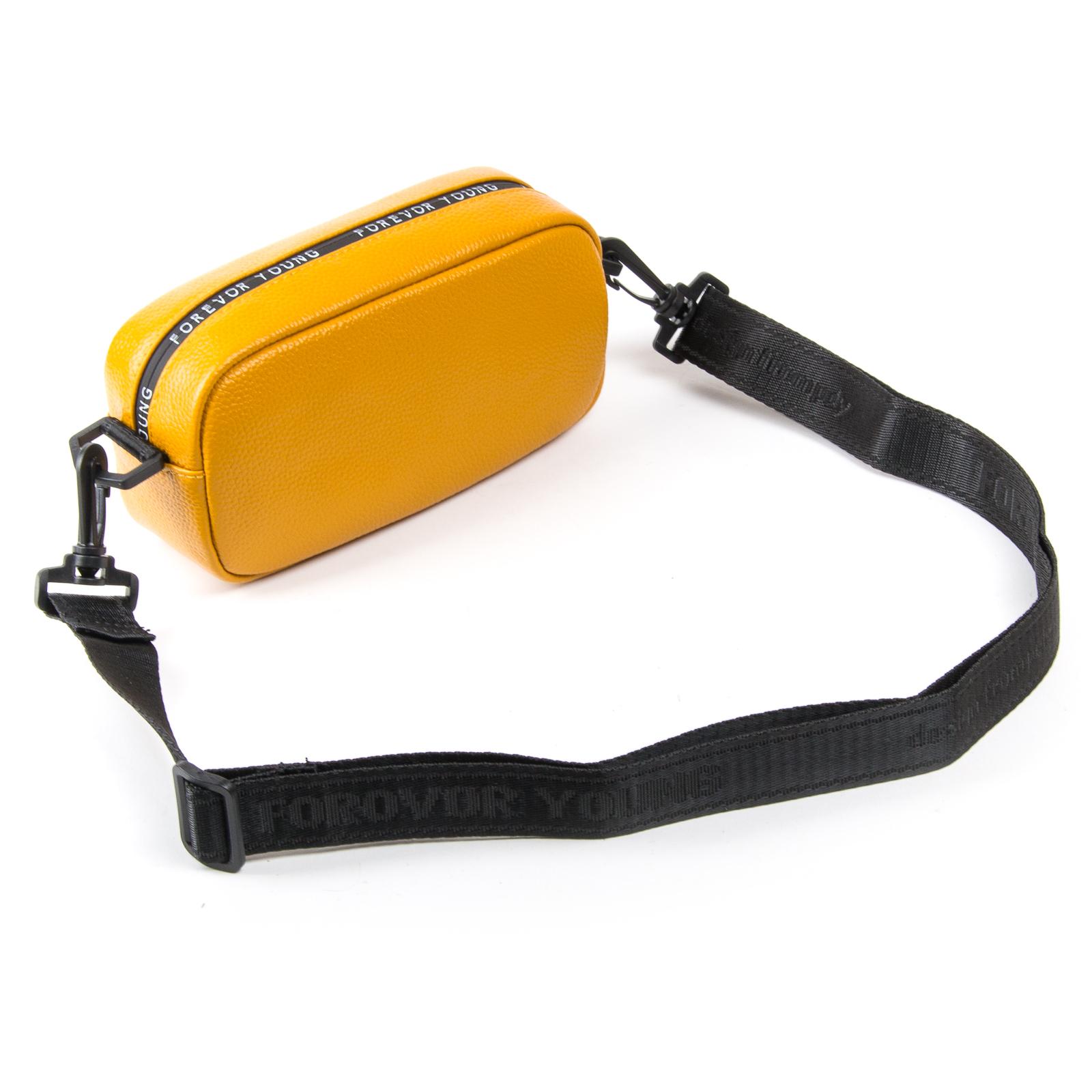 Сумка Женская Клатч кожа ALEX RAI 1-02 60062-9 yellow - фото 3