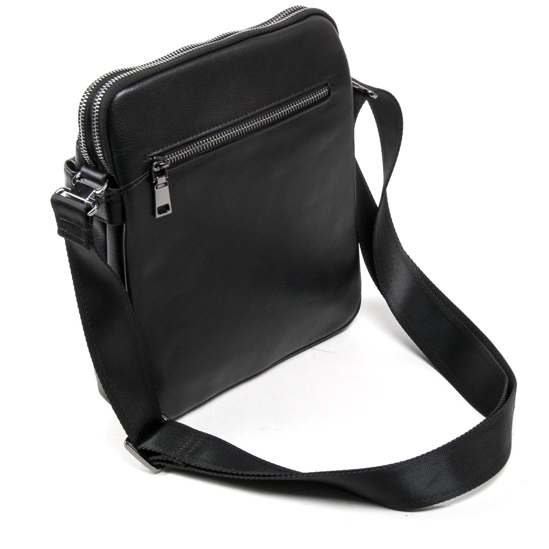 Сумка Мужская Планшет кожаный BRETTON BE N2039-3 black - фото 4