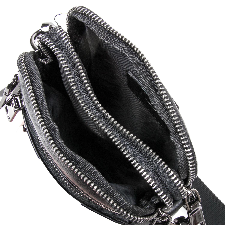 Сумка Мужская Планшет кожаный BRETTON BE N2039-6 black - фото 5