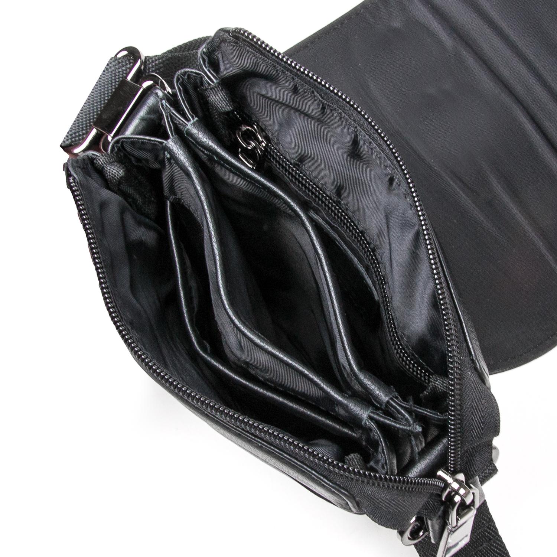 Сумка Мужская Планшет кожаный BRETTON BE N2040-6 black - фото 5