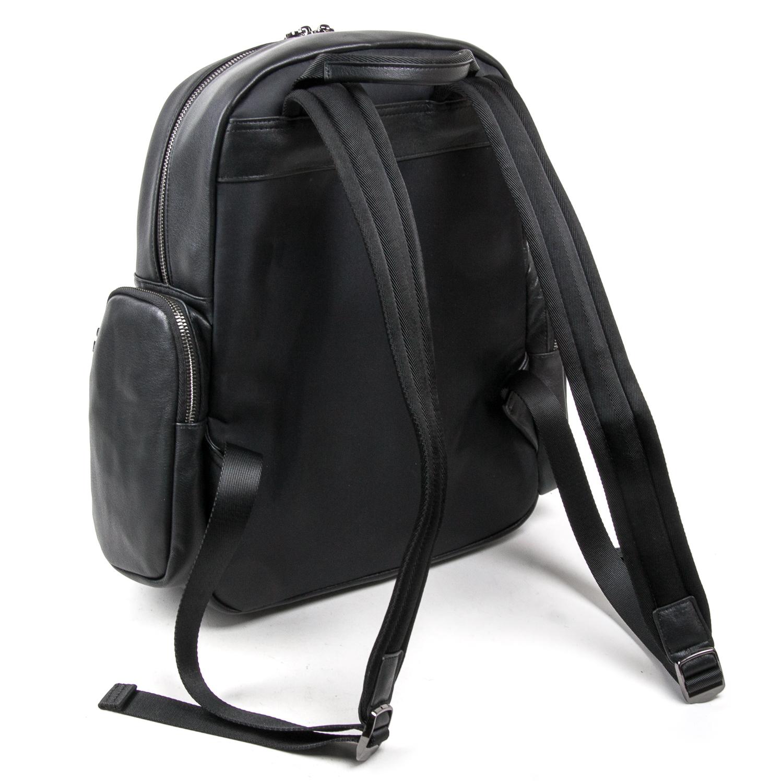 Рюкзак Городской кожаный BRETTON BE k1650-3 black - фото 4