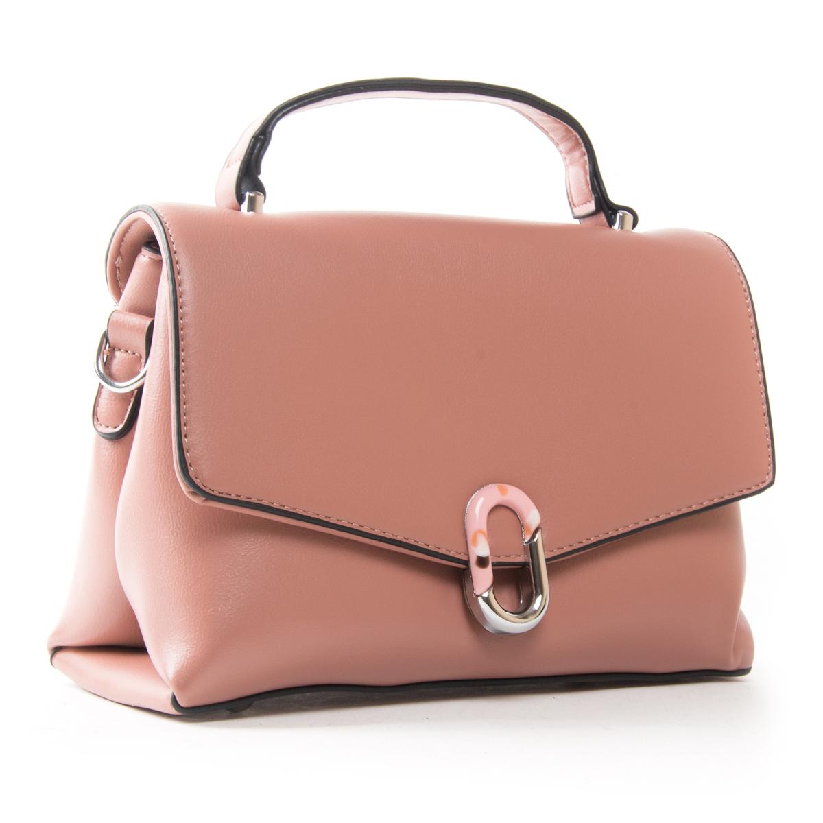 Сумка Женская Классическая иск-кожа FASHION 01-00 701 pink