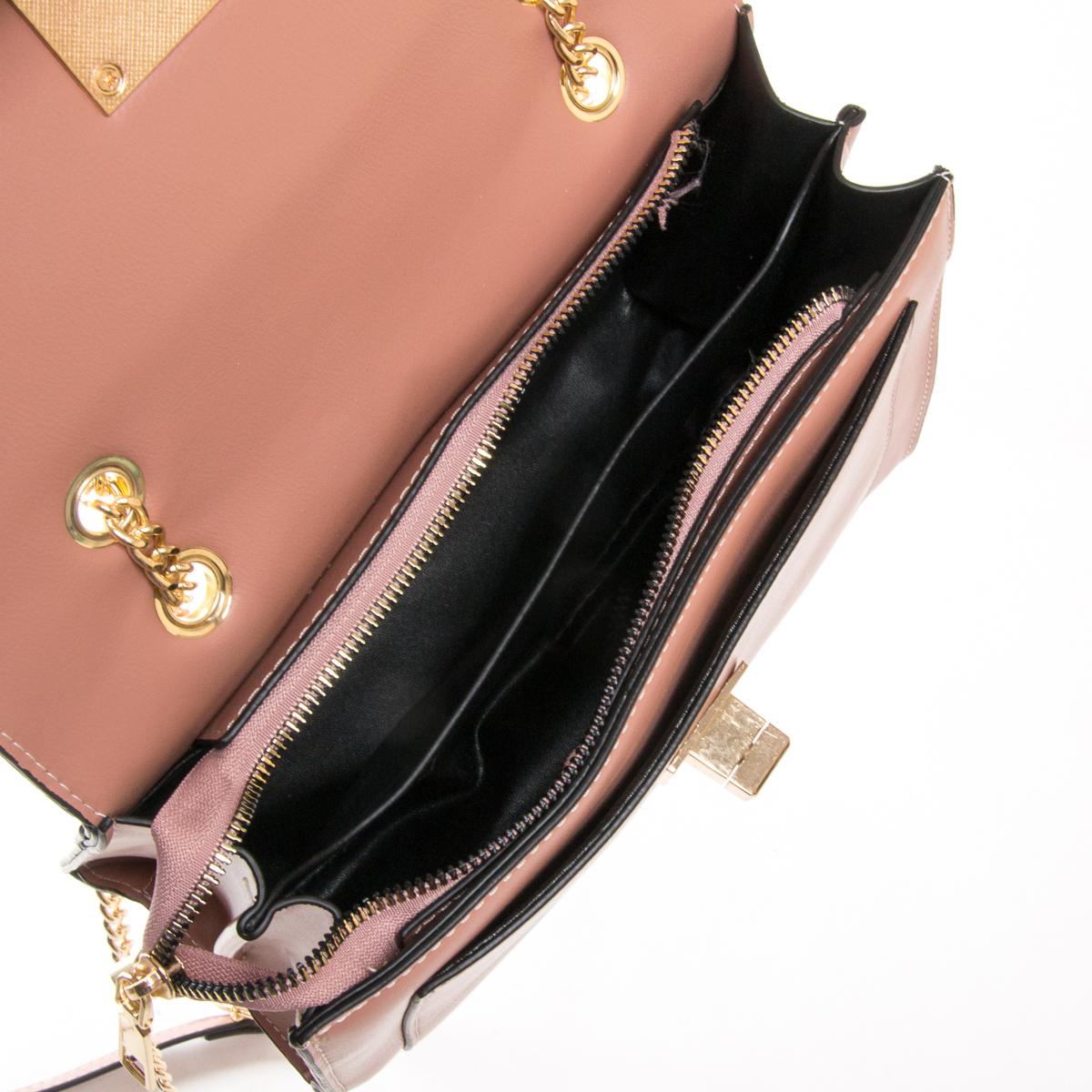 Сумка Женская Классическая иск-кожа FASHION 01-00 810 pink - фото 5