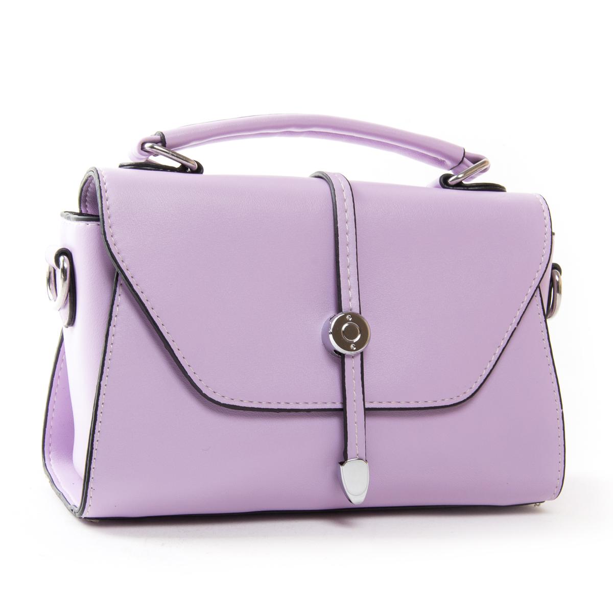 Сумка Женская Классическая иск-кожа FASHION 01-00 9908 purple
