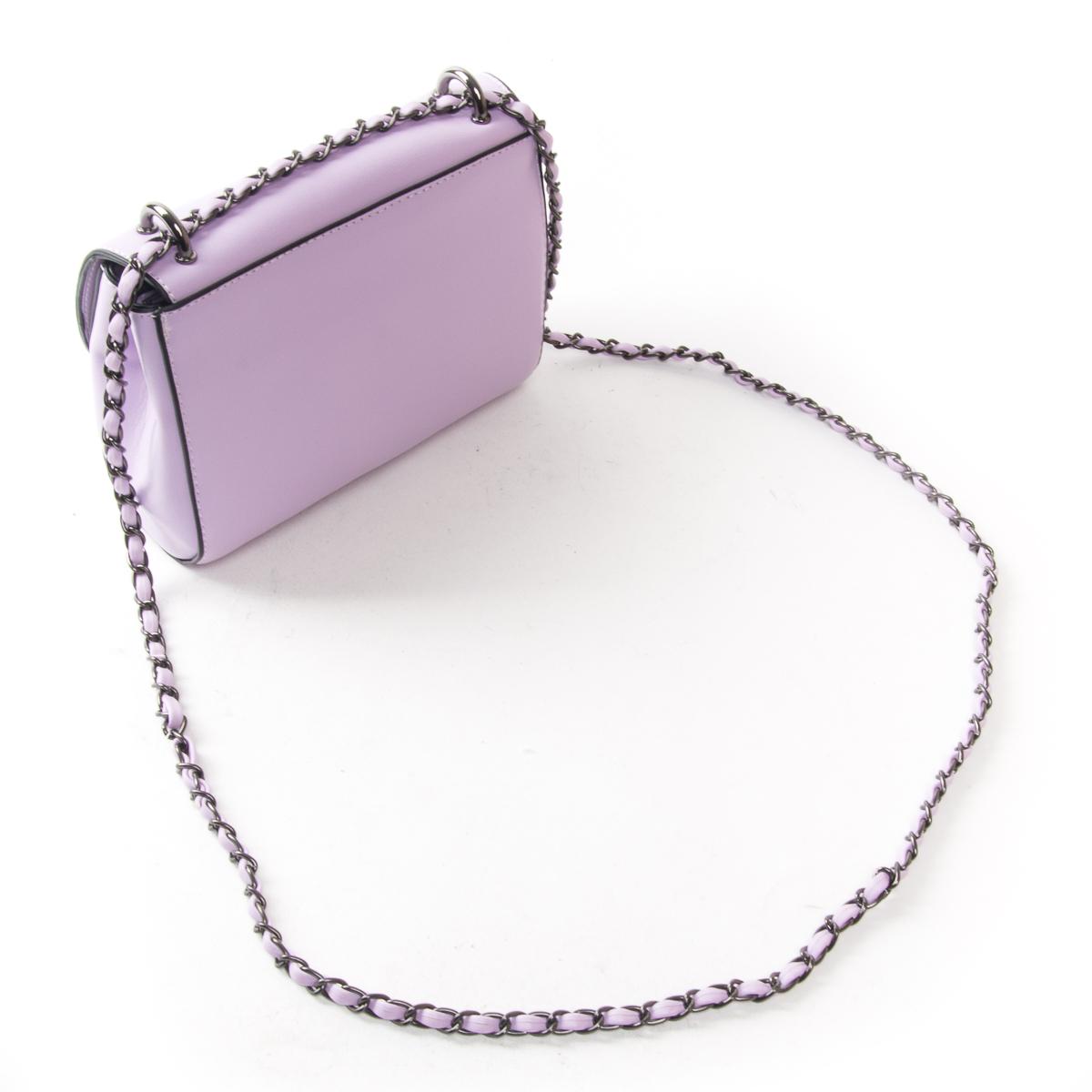 Сумка Женская Классическая иск-кожа FASHION 01-00 9909 purple - фото 4
