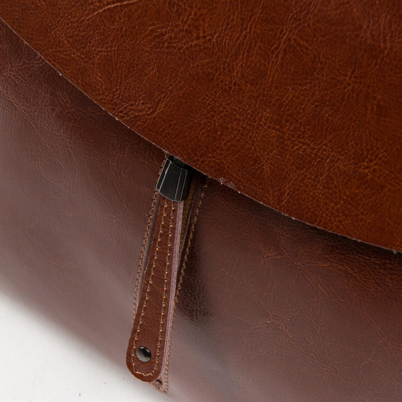 Сумка Женская Классическая кожа ALEX RAI 05-01 3206 khaki - фото 3