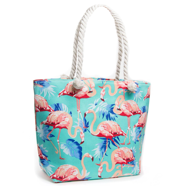 Сумка Женская Пляжная текстиль PODIUM 5012-1 blue