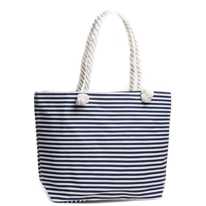 Сумка Женская Пляжная текстиль PODIUM 5013-2 blue